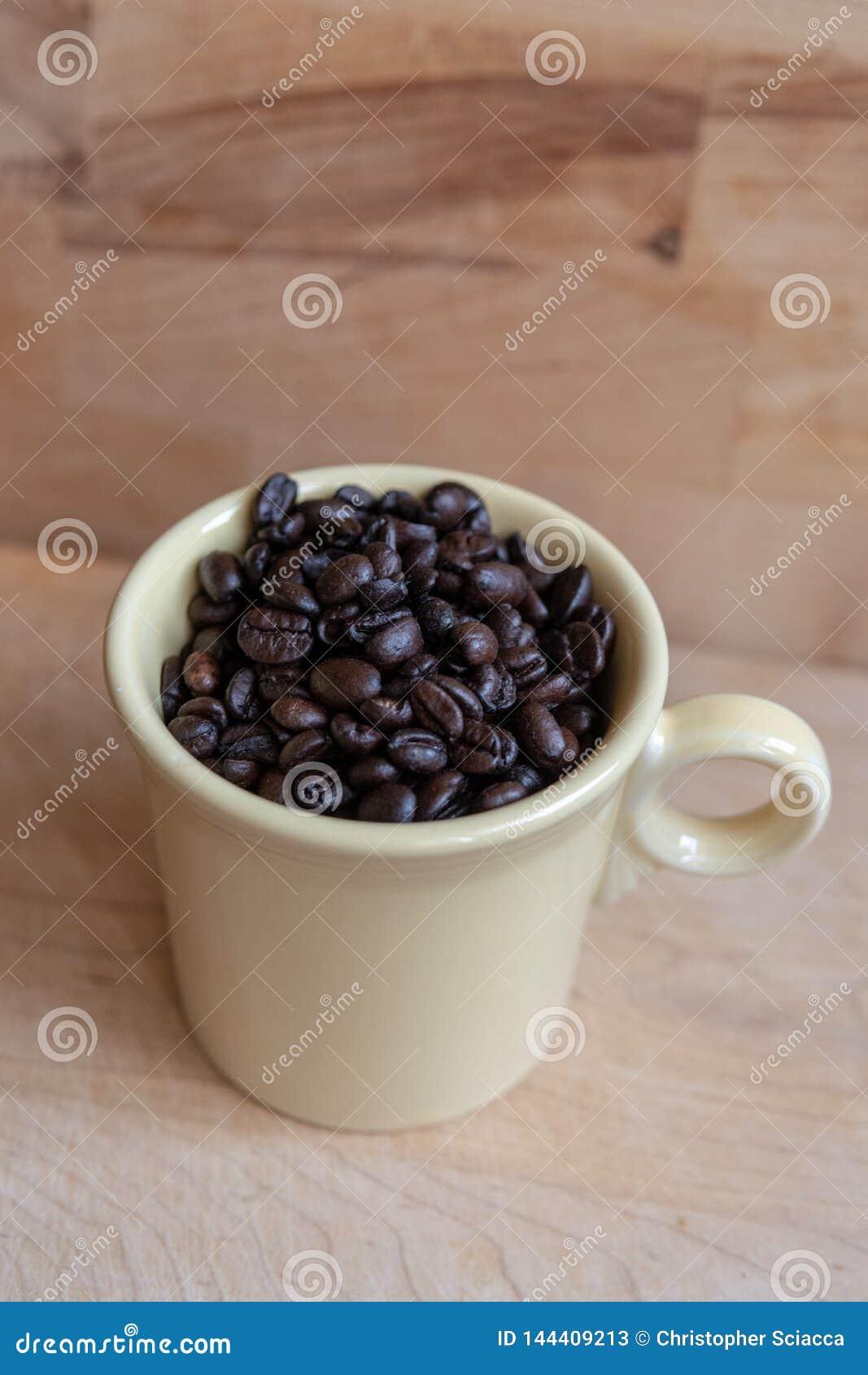 lumière de café verticale