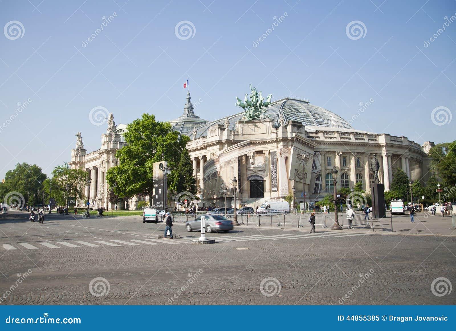 Le Grand Palais en París