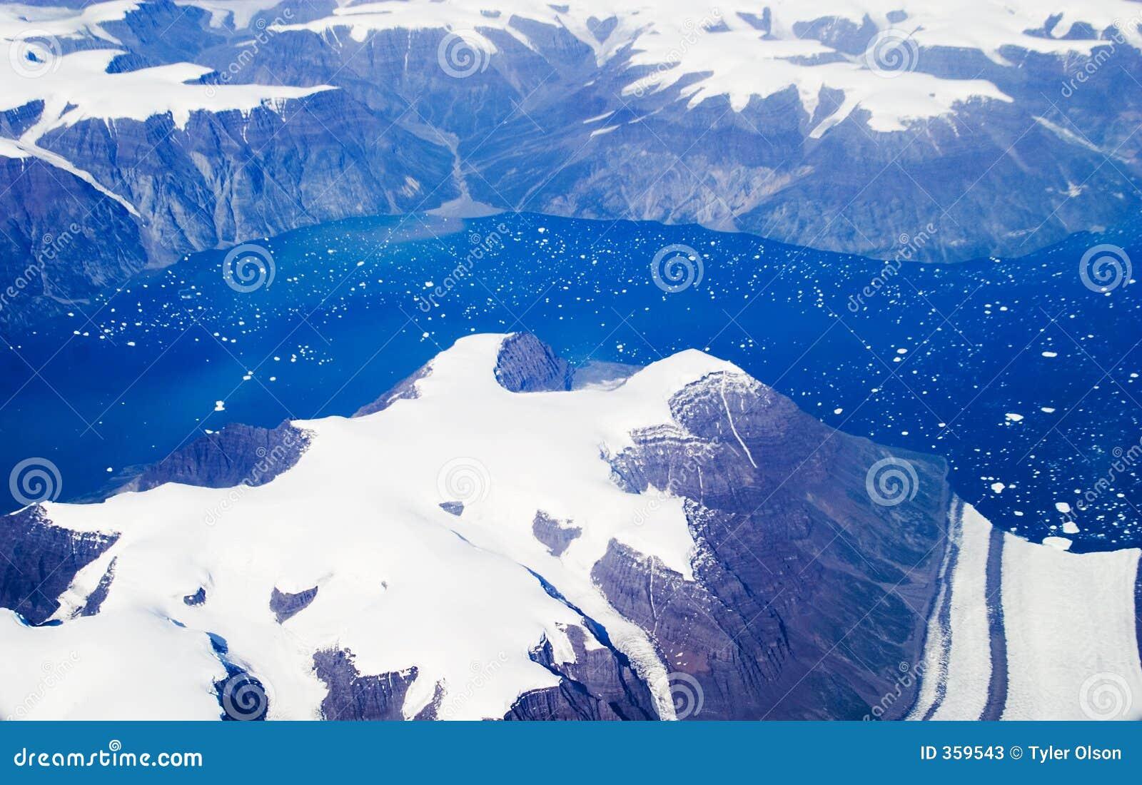 Le Groenland oriental