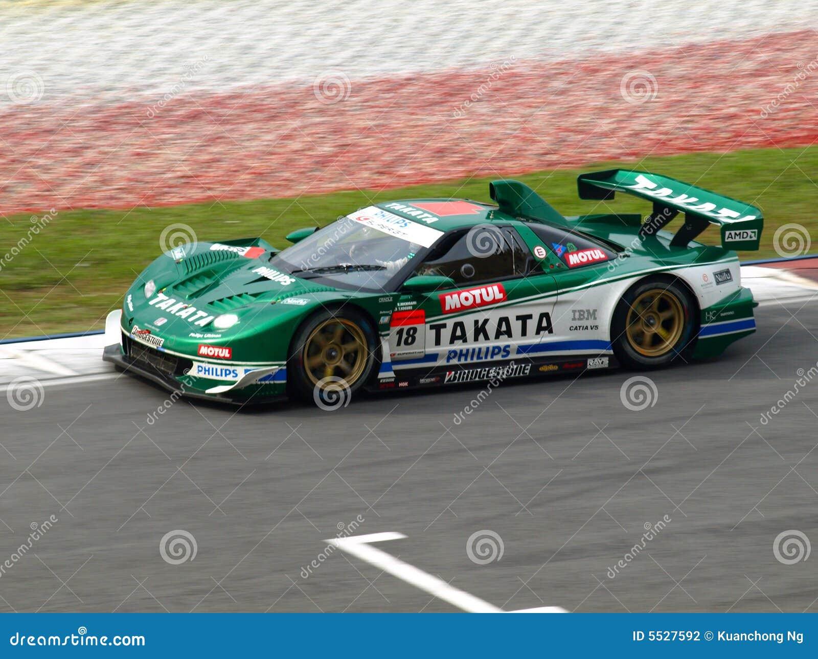 Le GT superbe - #22 MOTUL TAKATA