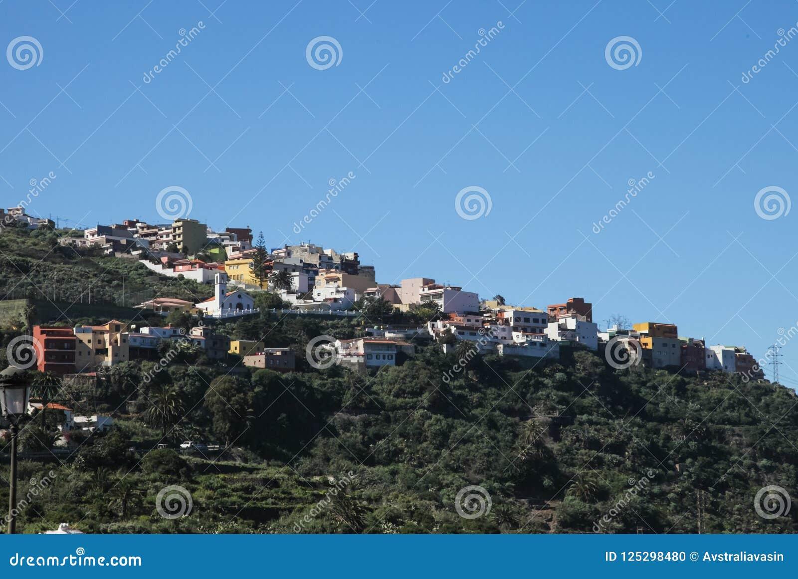Le Isole Di Tenerife è Una Località Di Soggiorno Per I ...