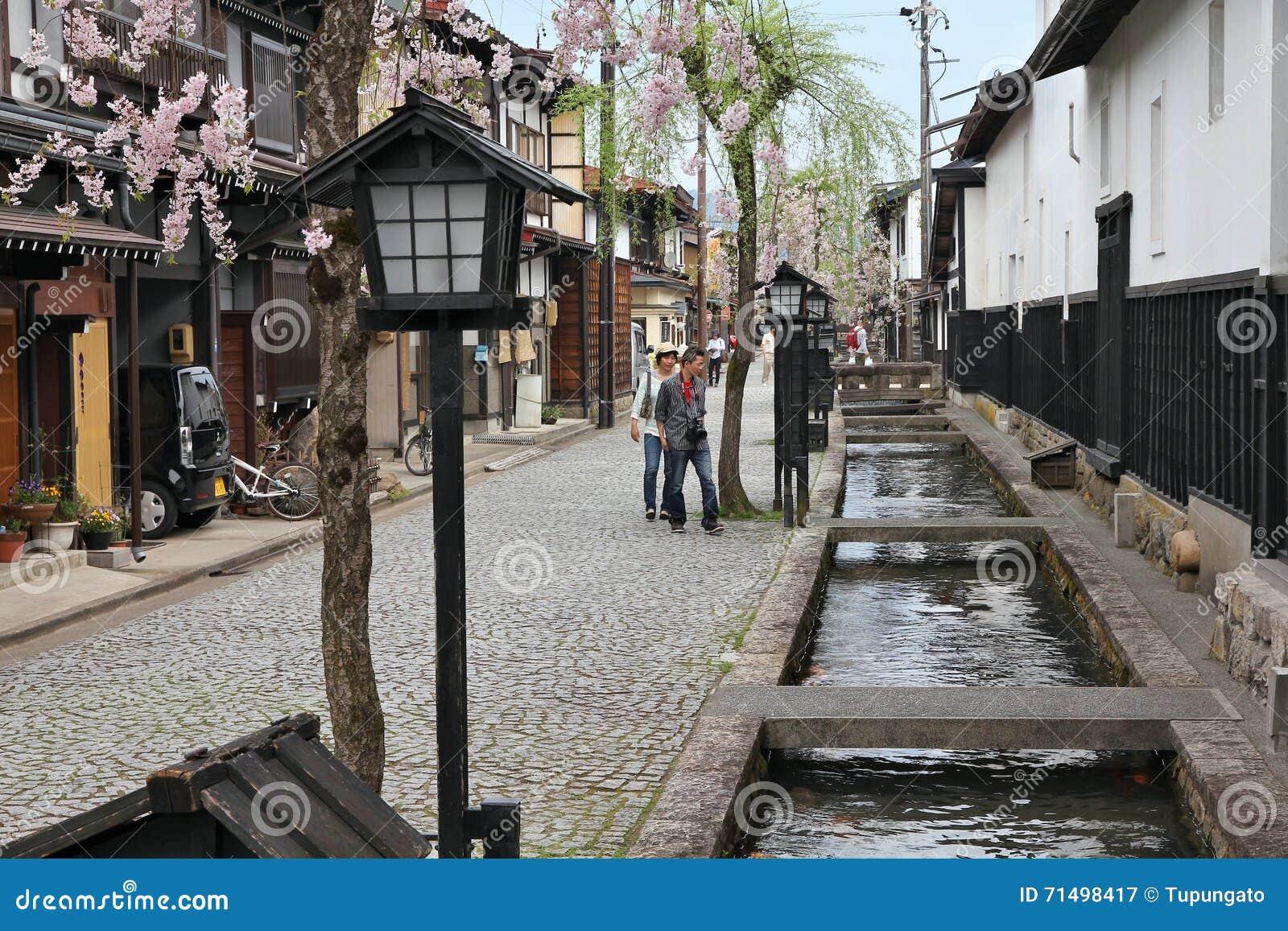 Le Japon - Furukawa-Hida