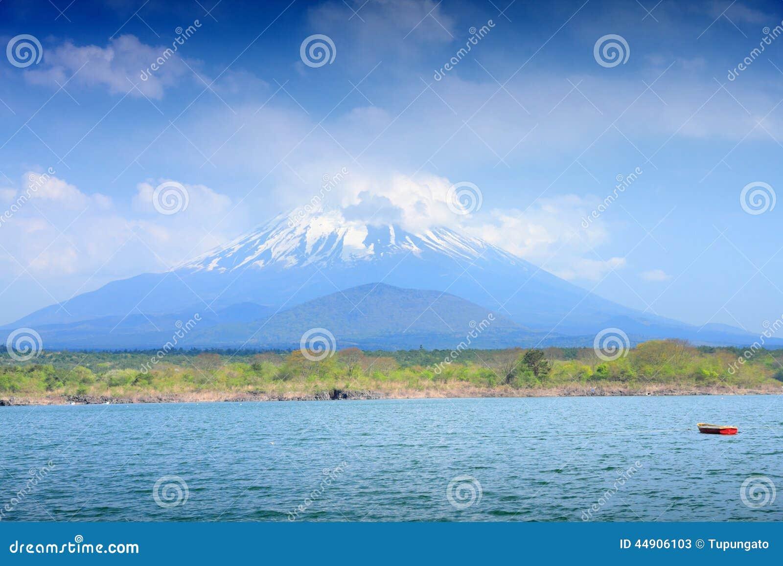 Le Japon - le mont Fuji