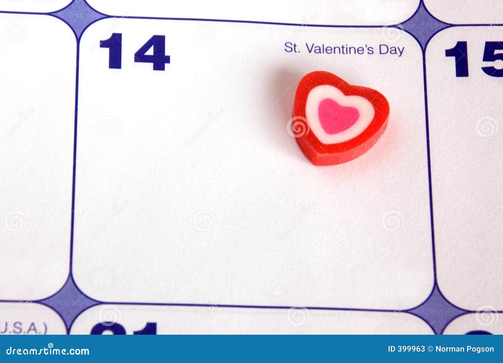 Le jour de Valentine