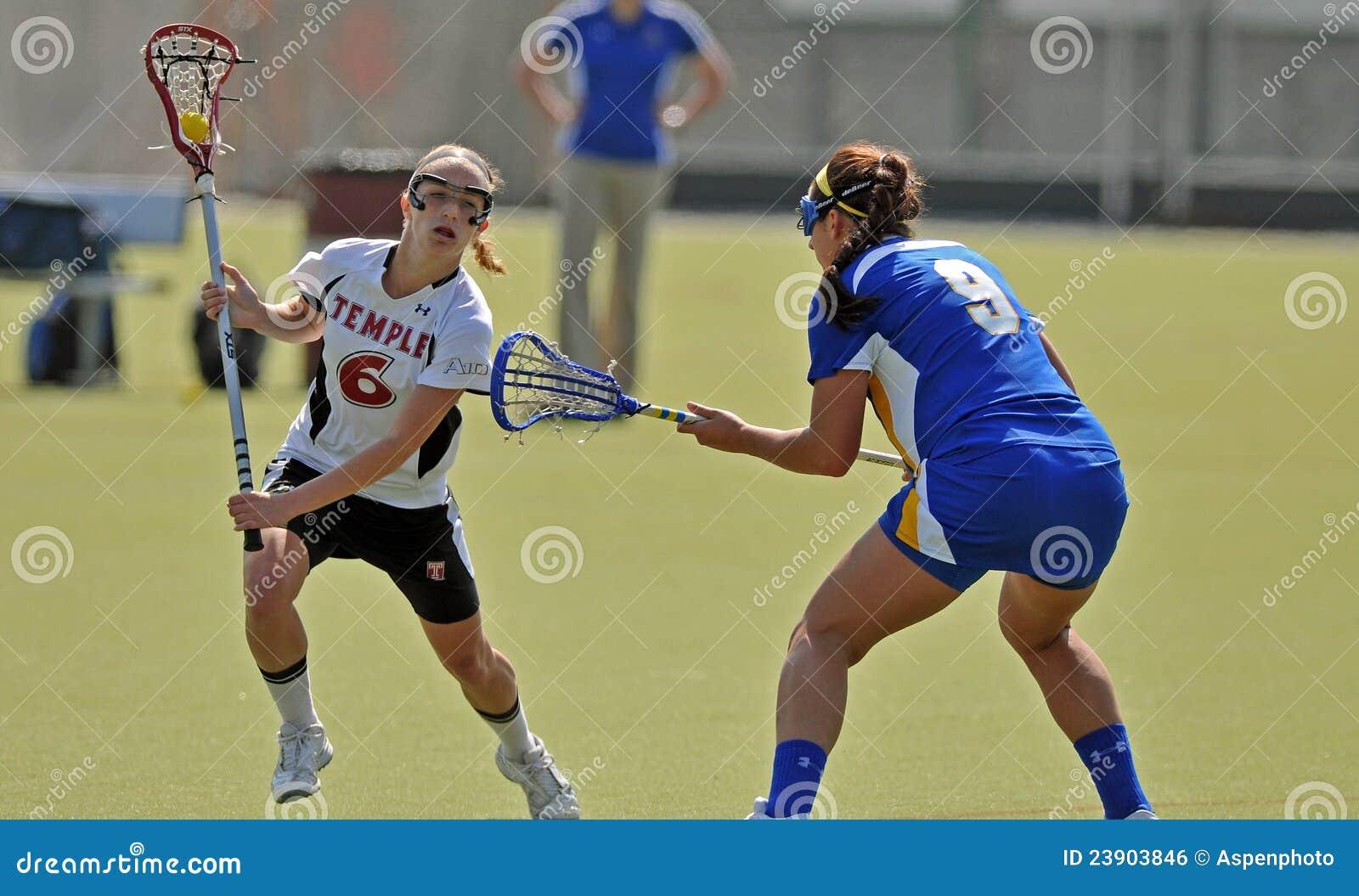 Le Lacrosse des femmes de NCAA (LAX)