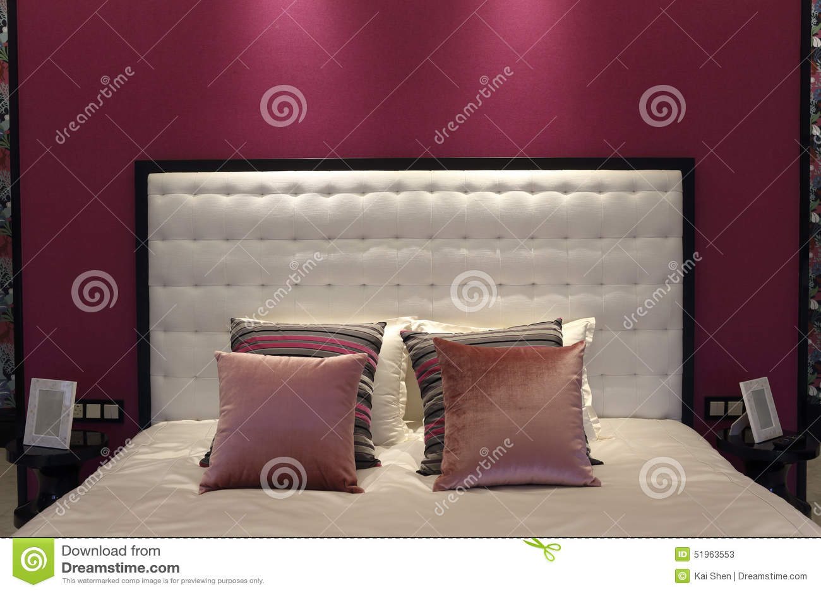 Chambre rose et blanc - Chambre rose et blanc ...