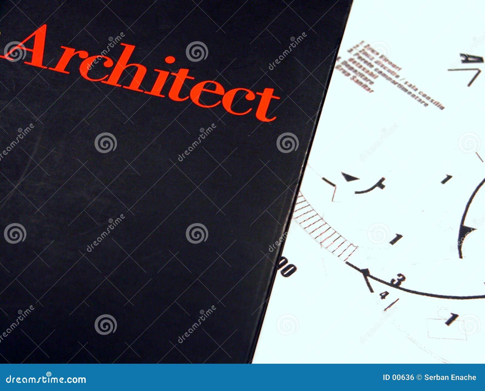 Le livre de l architecte