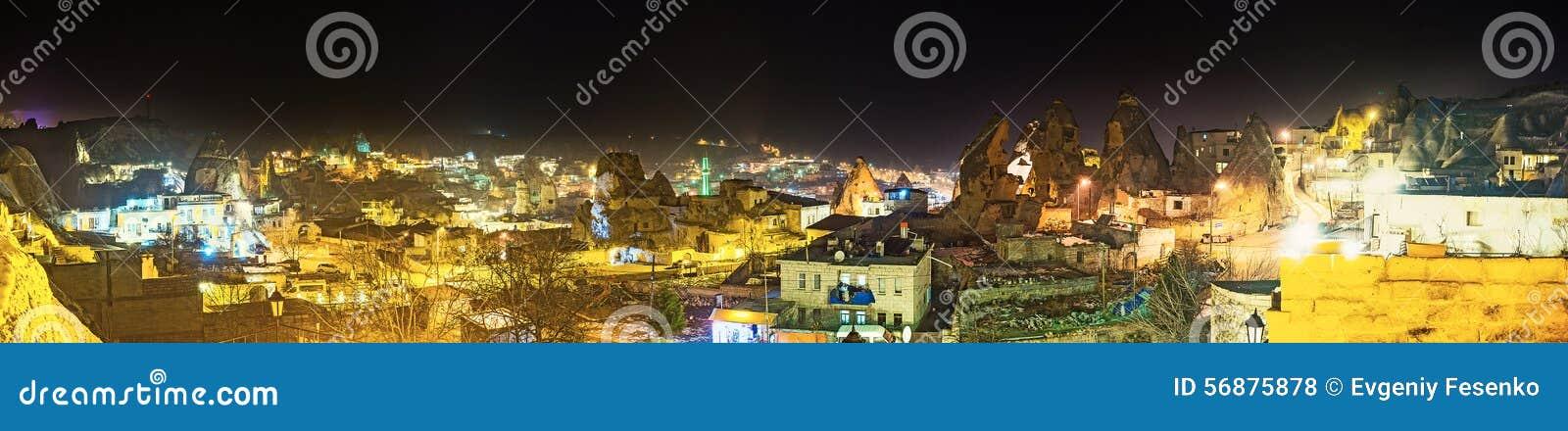 Le luci di Cappadocia