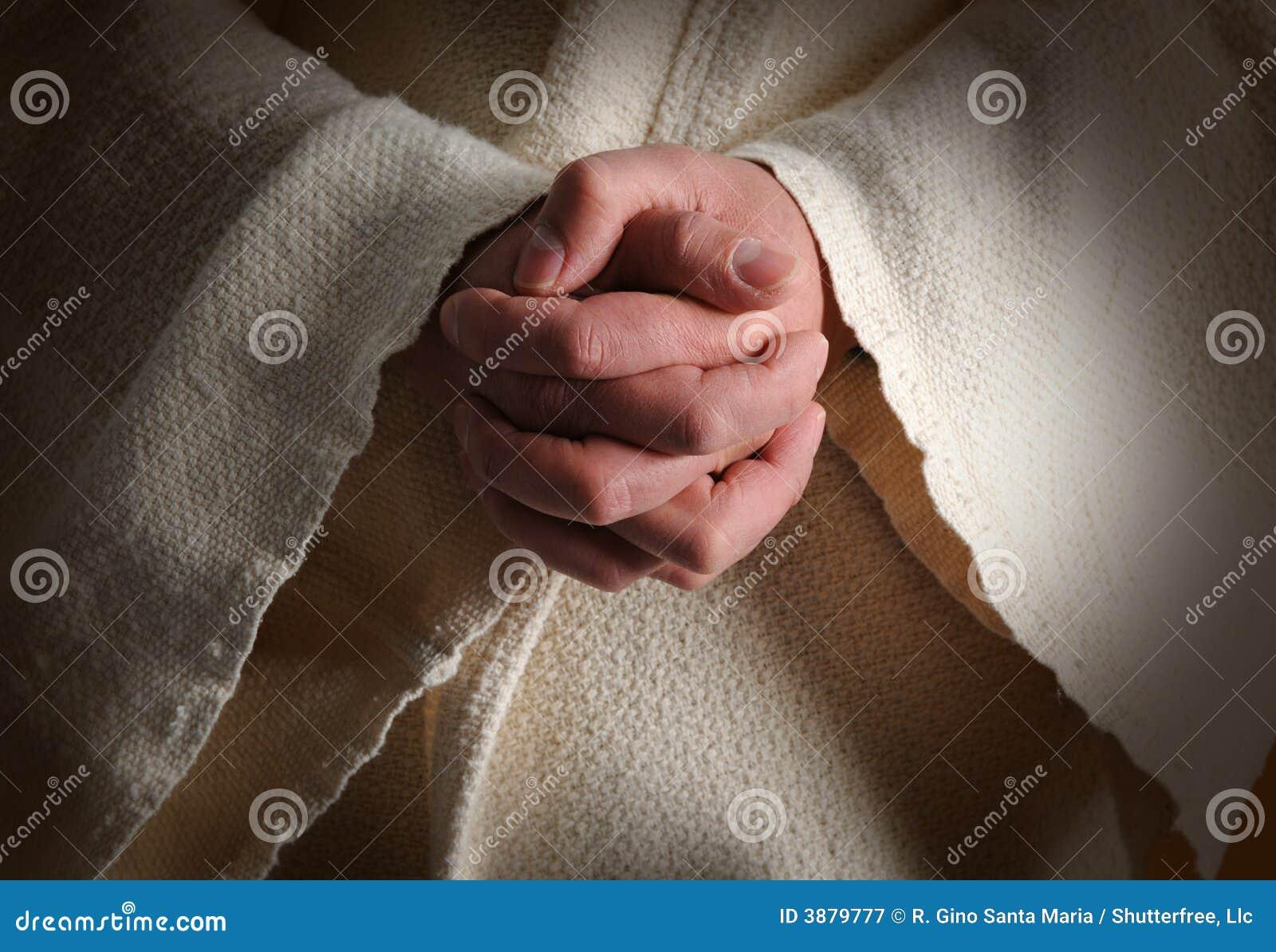 Le mani di Jesus
