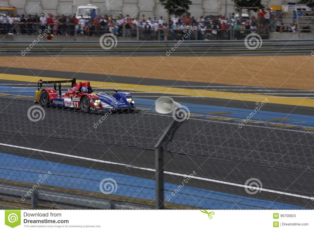 Le Mans Racing Track Racing Cars Circuit, High Speed Fast Sports ...