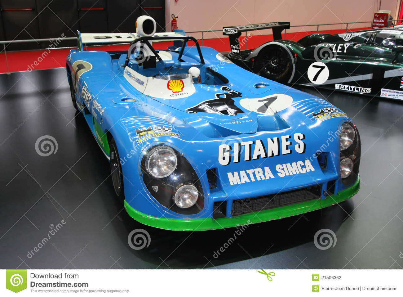 Le Mans Winning Matra 670 Editorial Photography Image Of