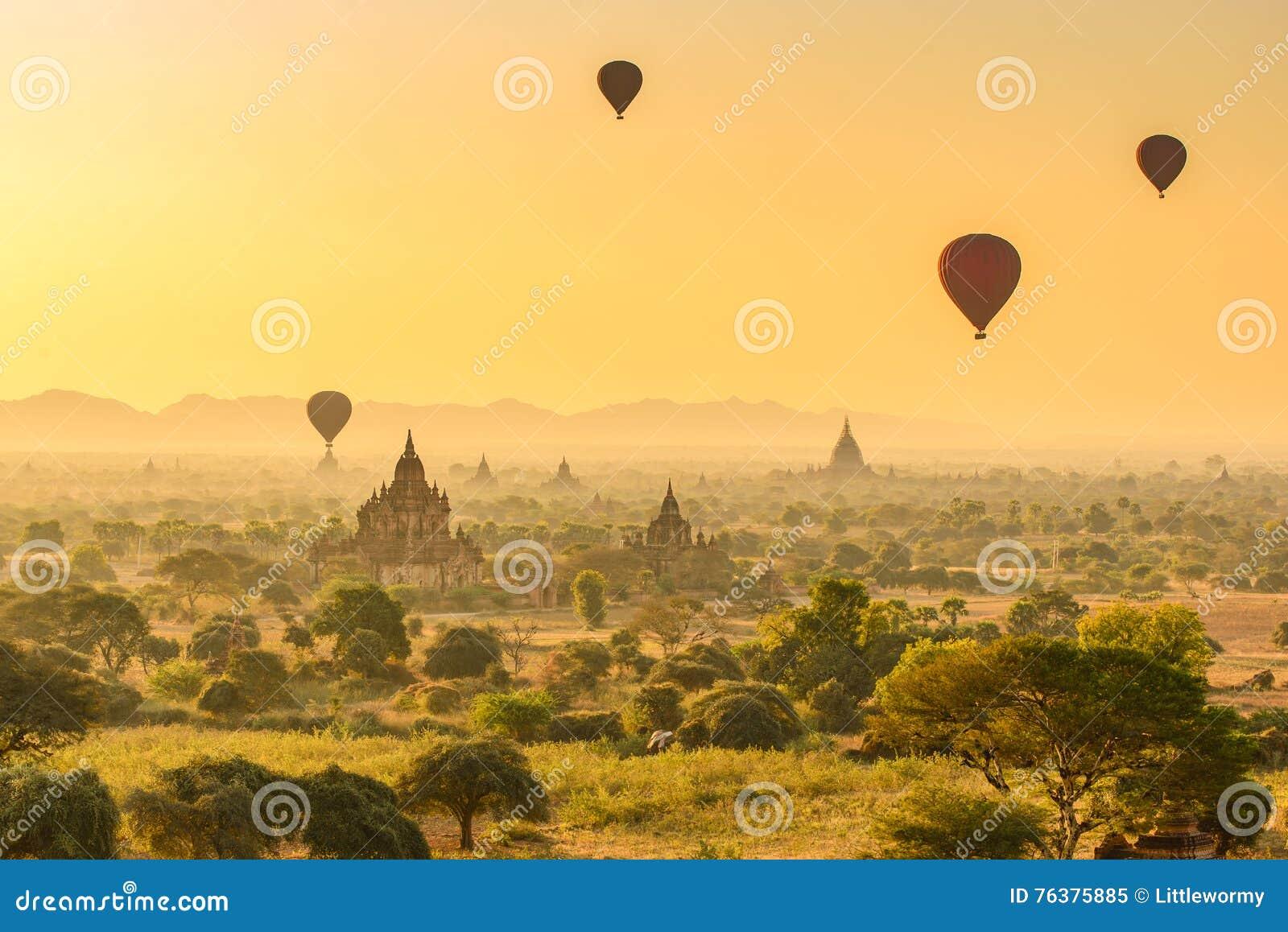 Le matin chez Bagan
