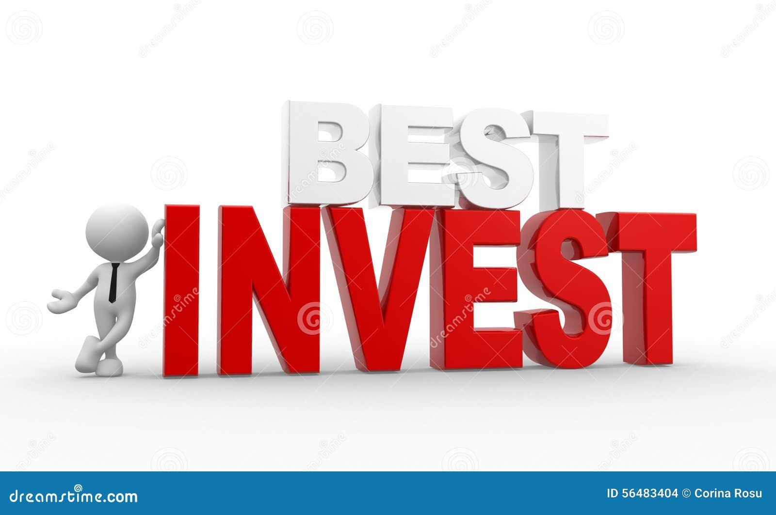 Le meilleur investissent