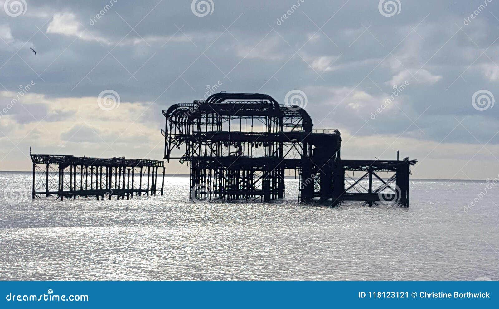 Le meilleur pilier à Brighton