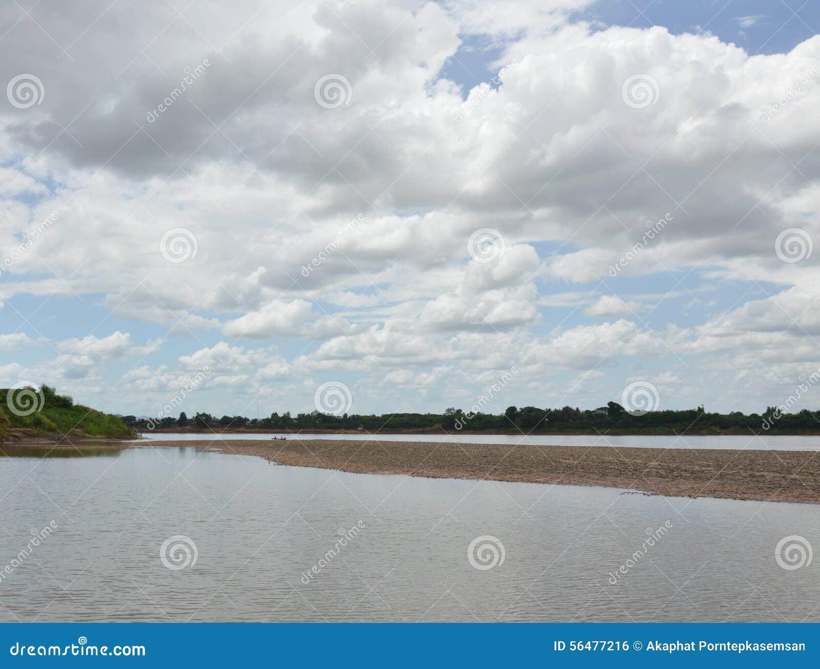 Le Mekong en Thaïlande