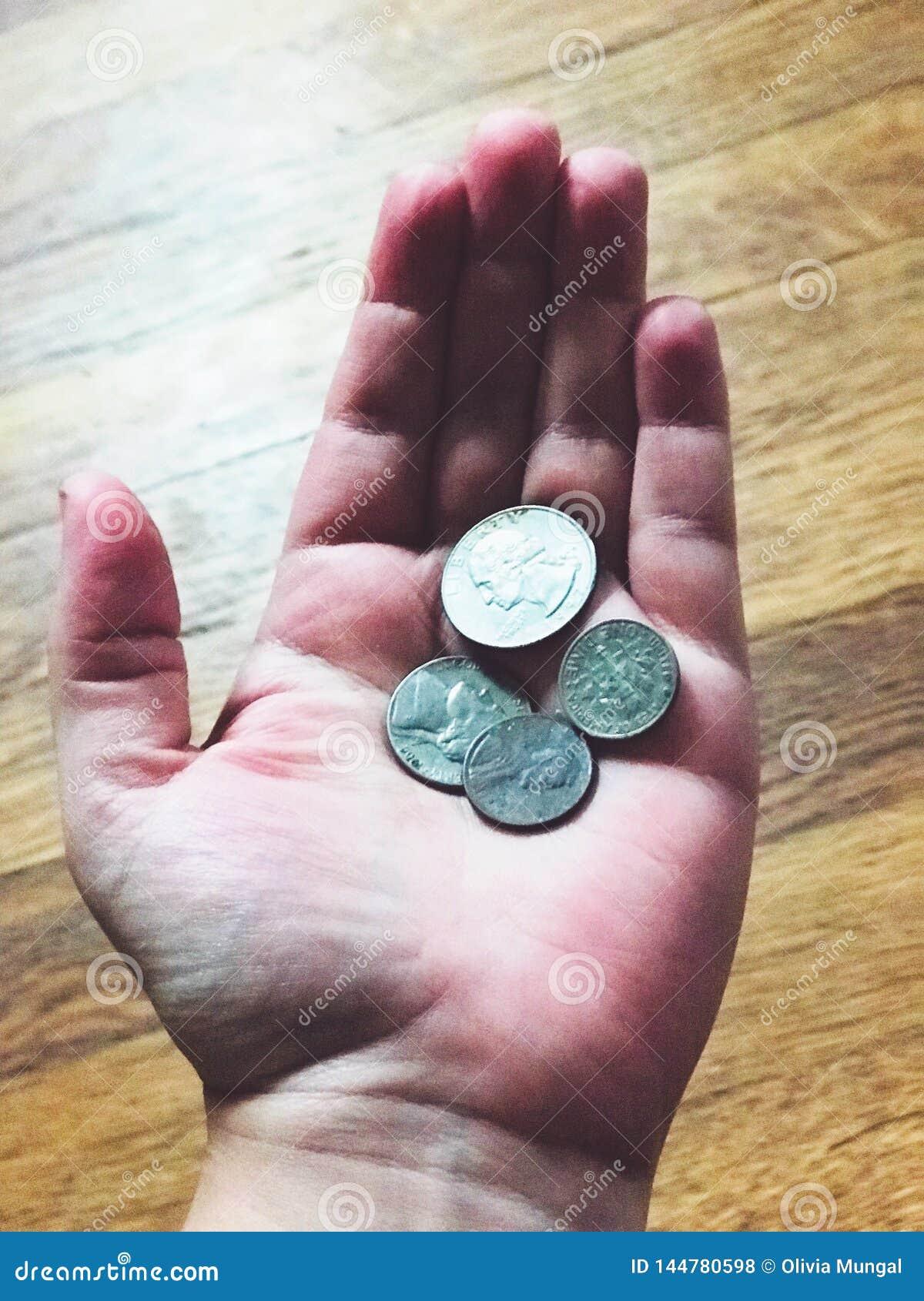 Le mie ultime monete