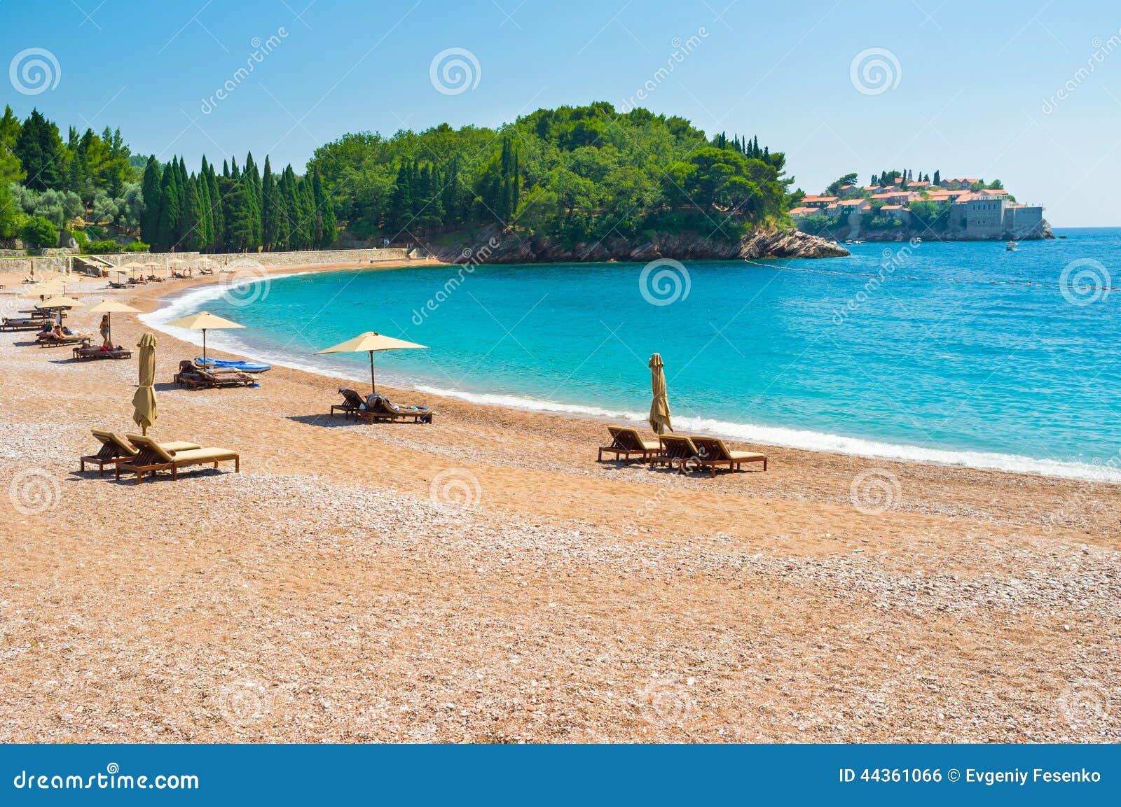 Le migliori spiagge del Montenegro