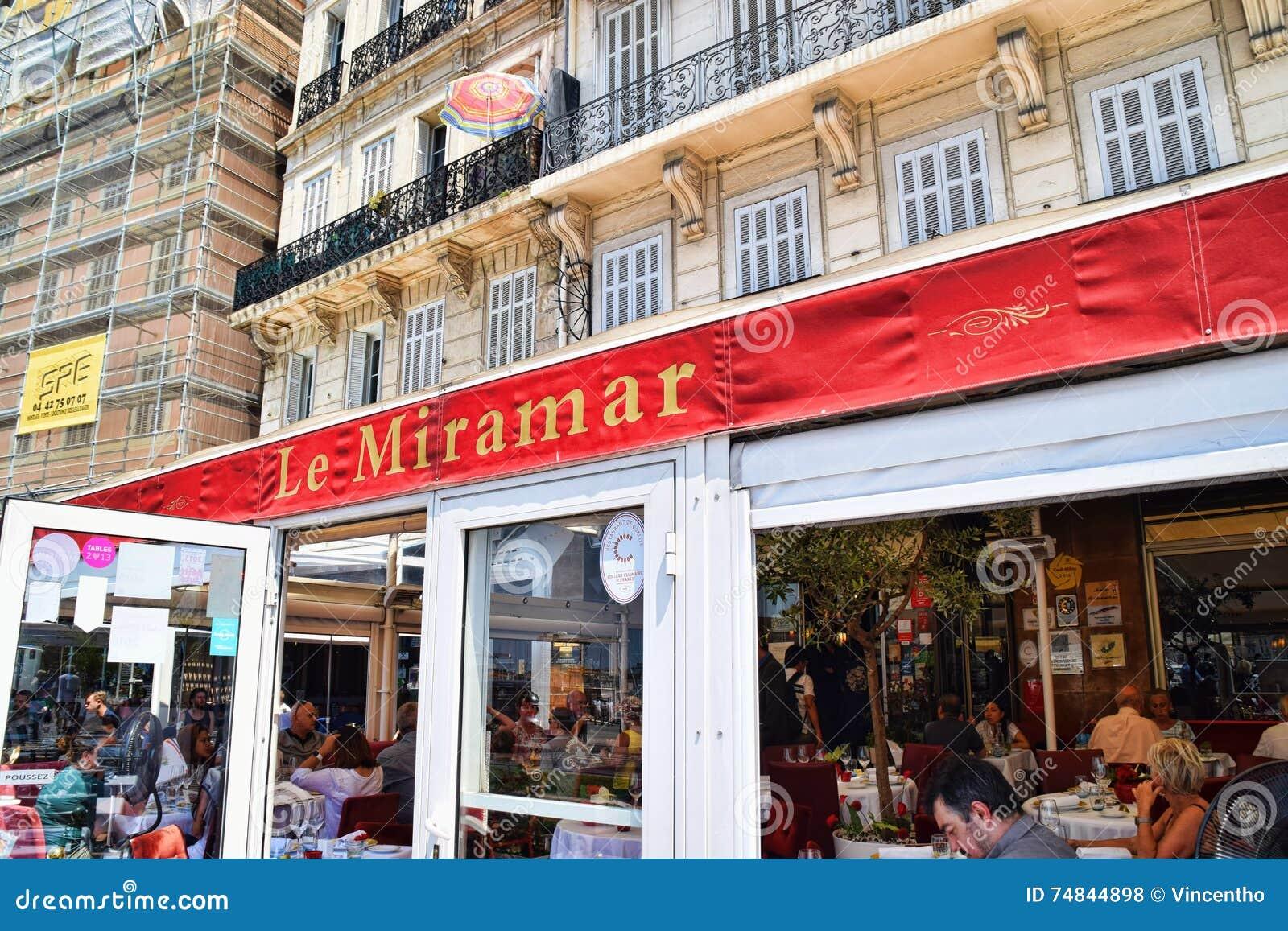 Restaurant  Ef Bf Bd Marseille Le Miramar