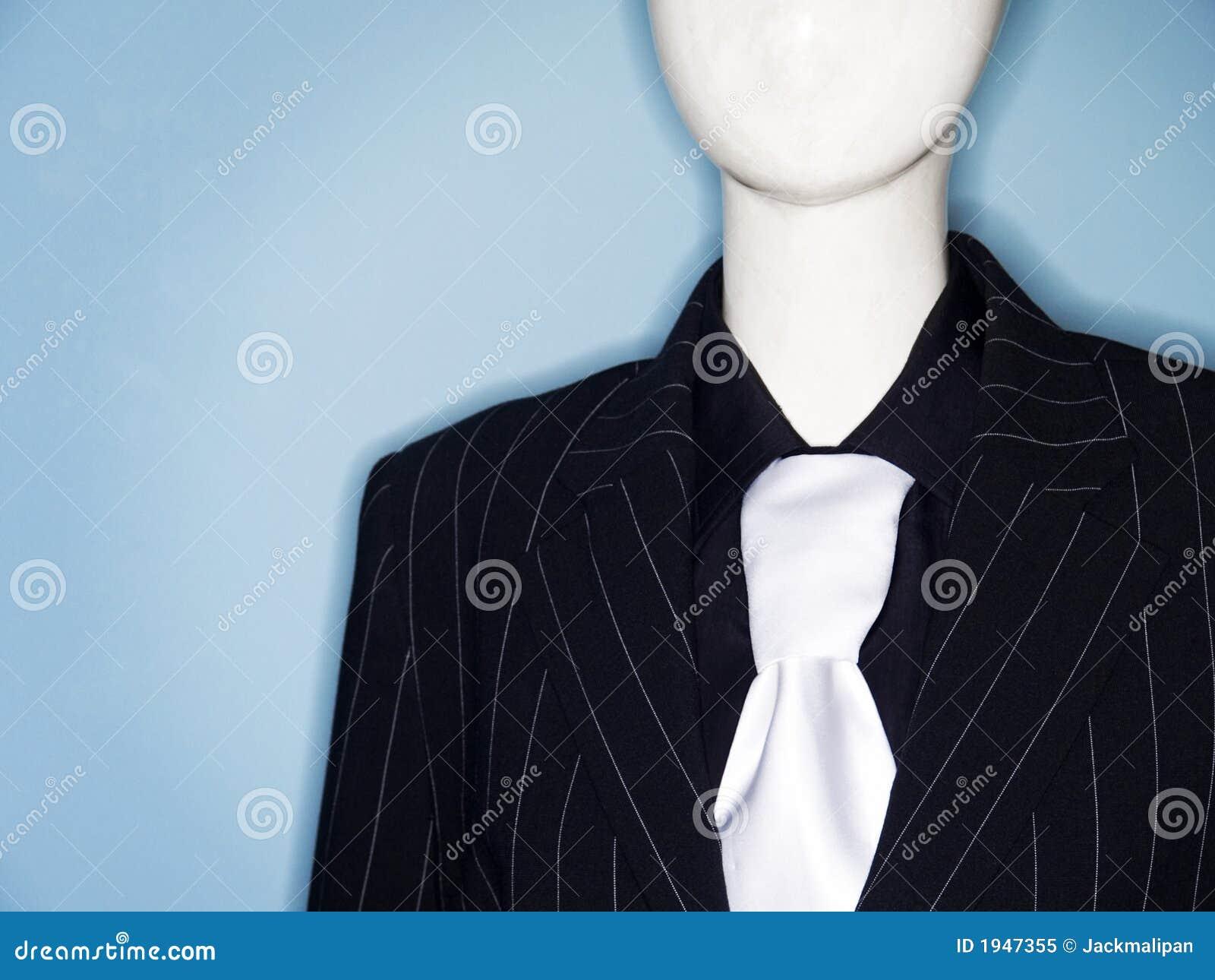 Le modèle fictif sans visage a rectifié dans le procès et la relation étroite d affaires