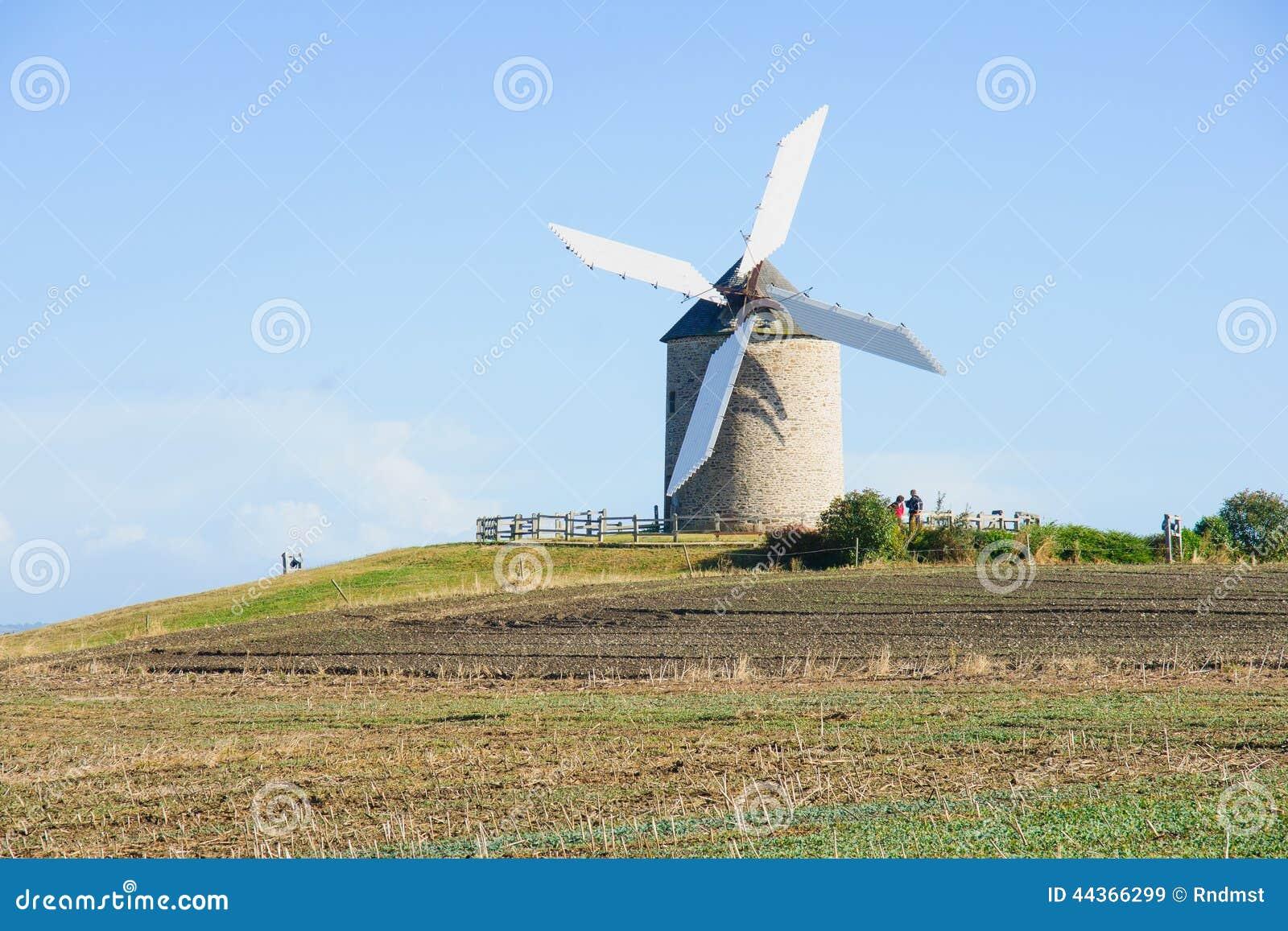 Le Moulin de Moidre