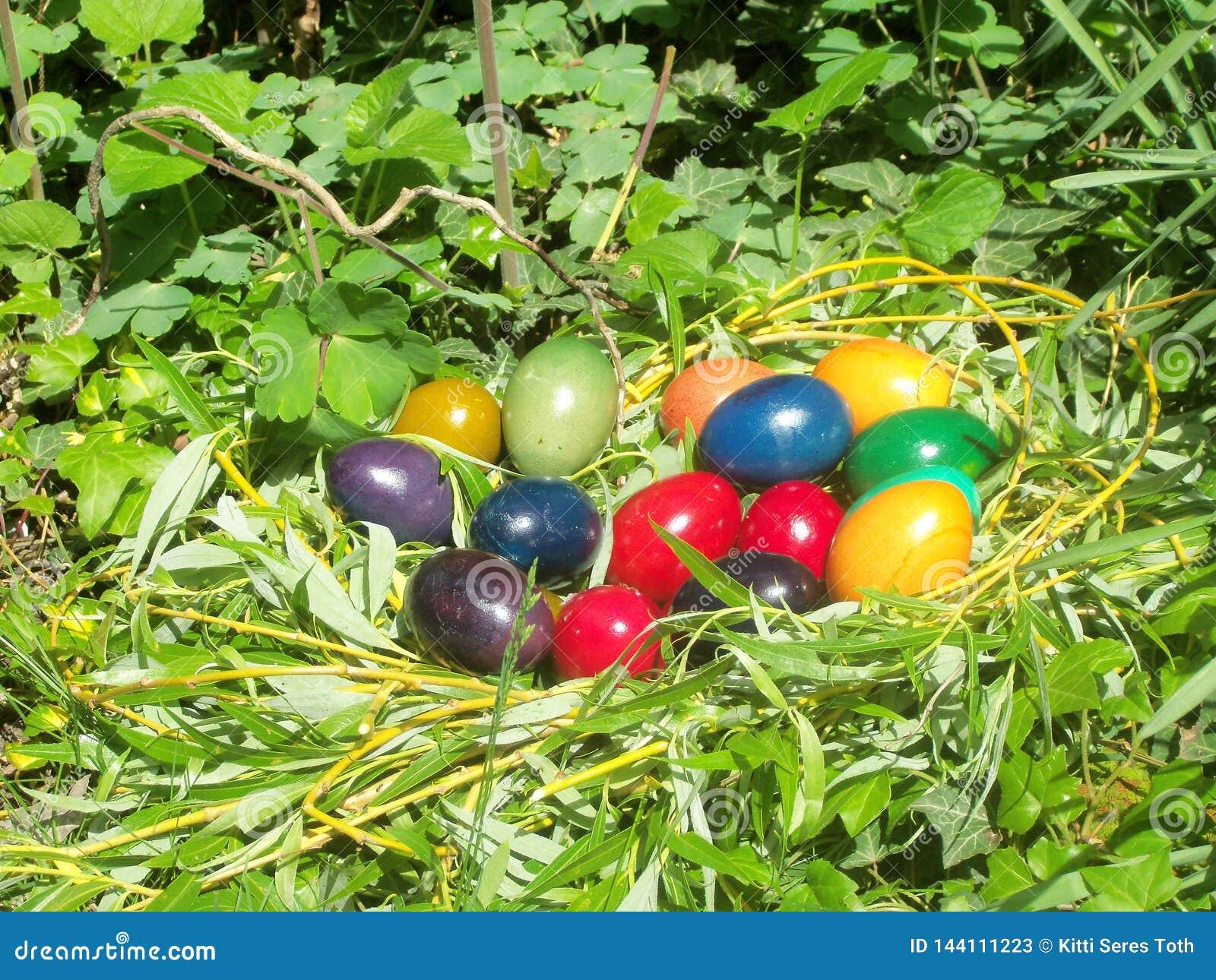 Le nostre uova di Pasqua nel 2014