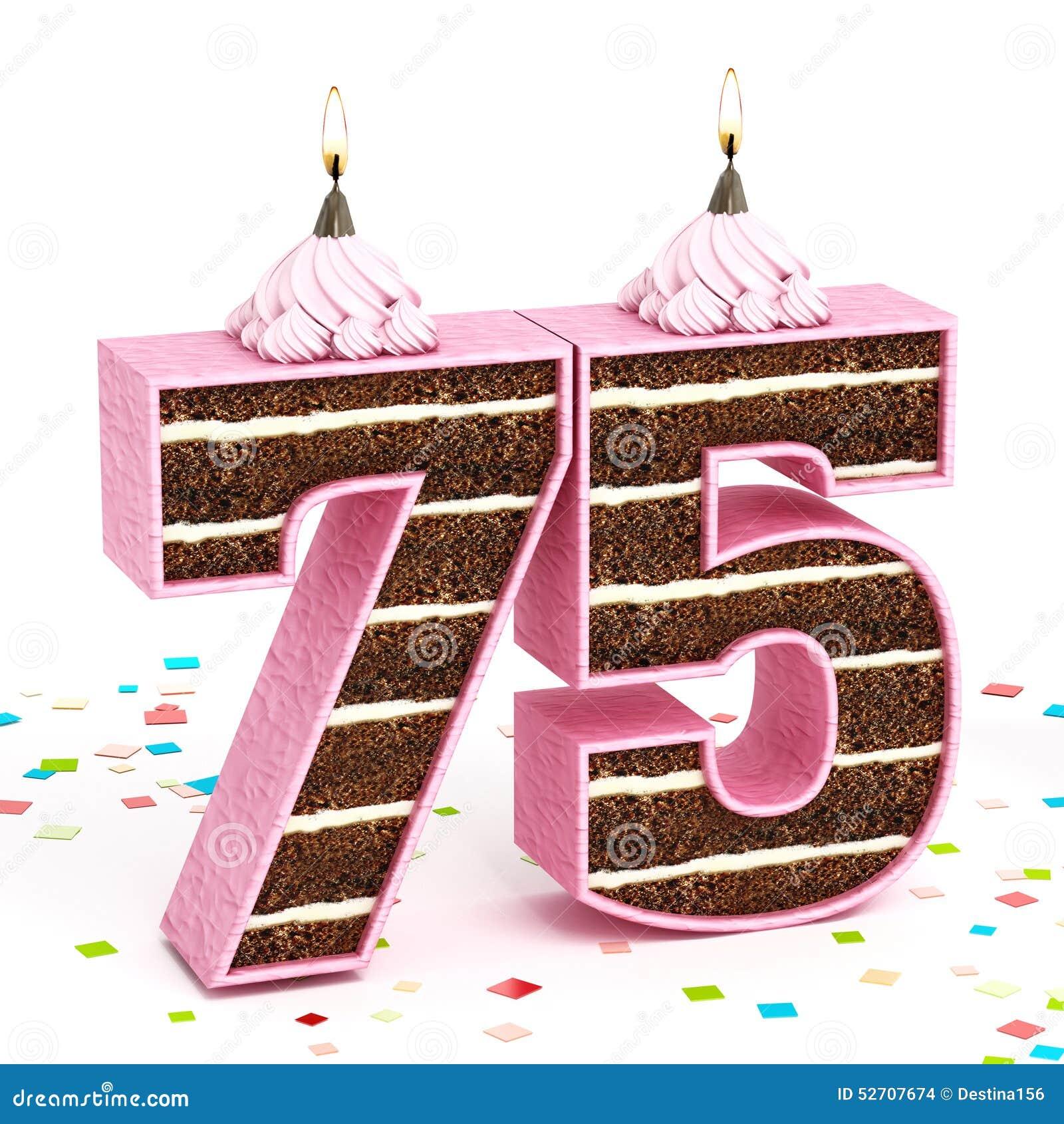 Les chiffres en photo, dessin - Page 3 Le-num%C3%A9ro-form%C3%A9-le-g%C3%A2teau-d-anniversaire-de-chocolat-avec-la-bougie-allum%C3%A9e-52707674