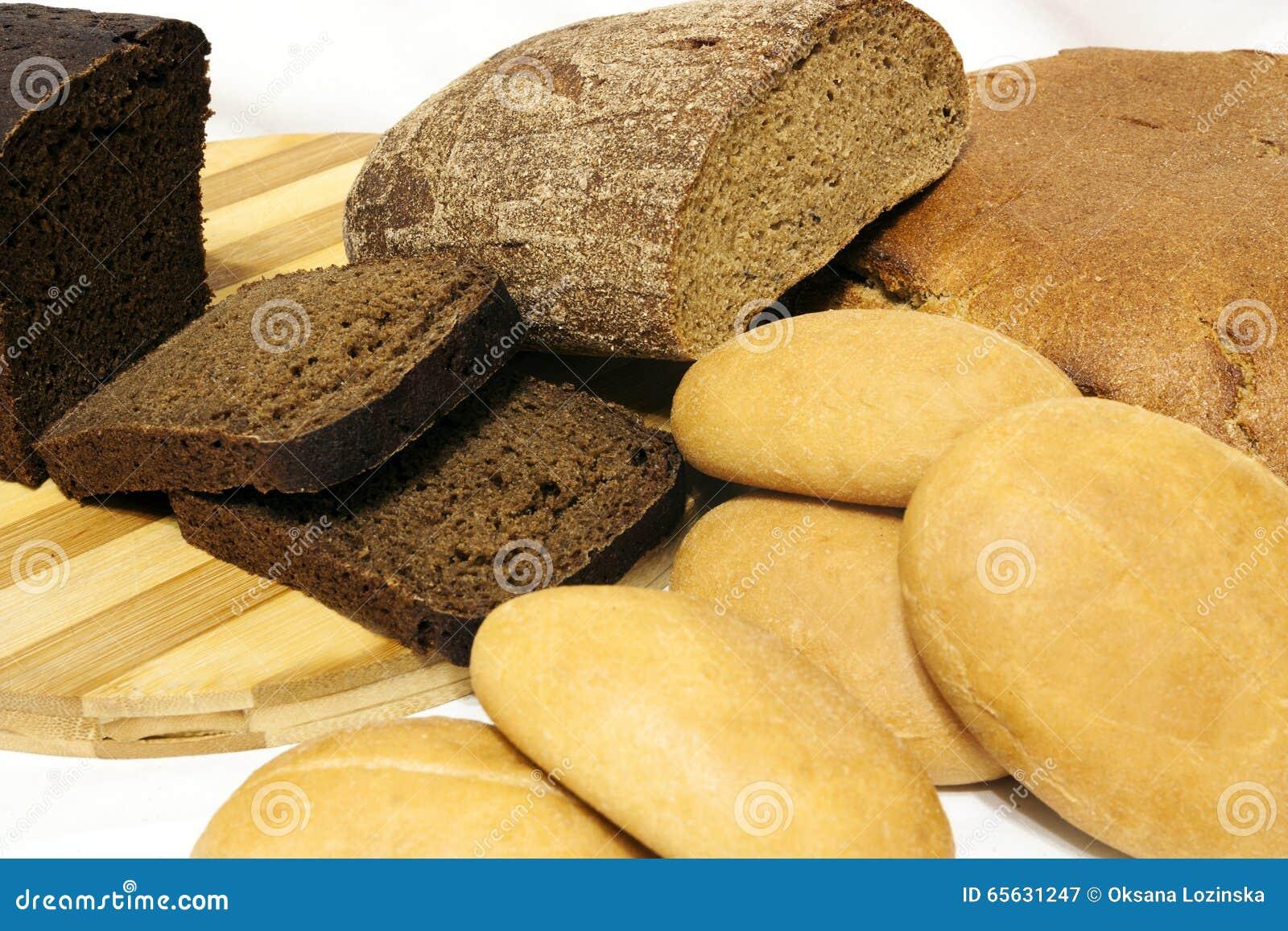 Le pain sur la table