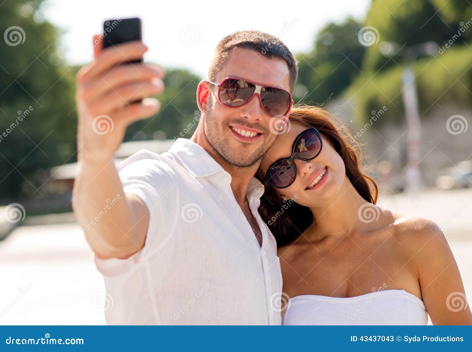 Le par i stad