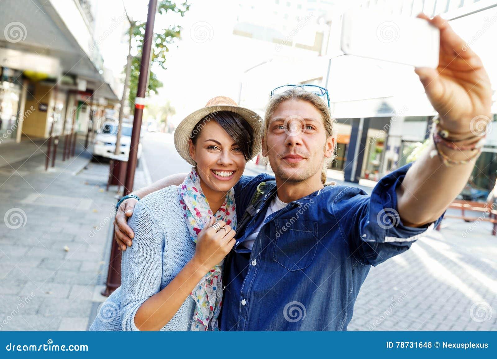 Le par med kameran