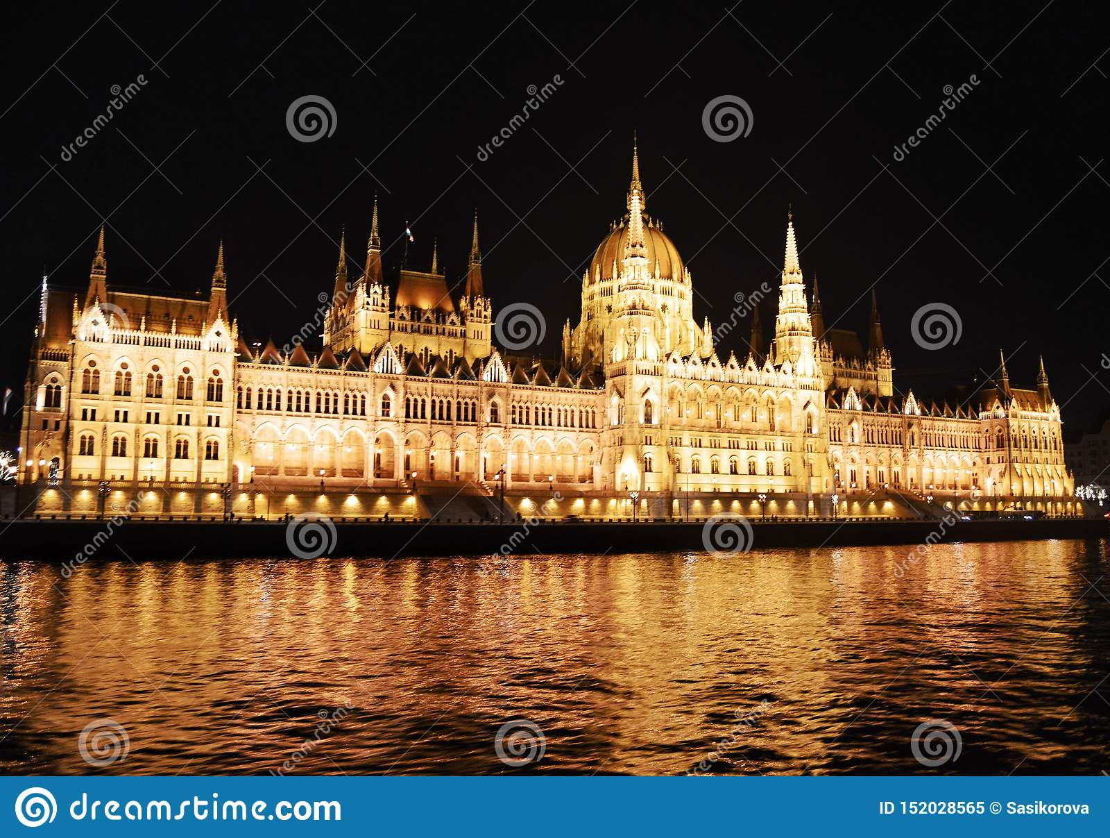 Le Parlement ? Budapest