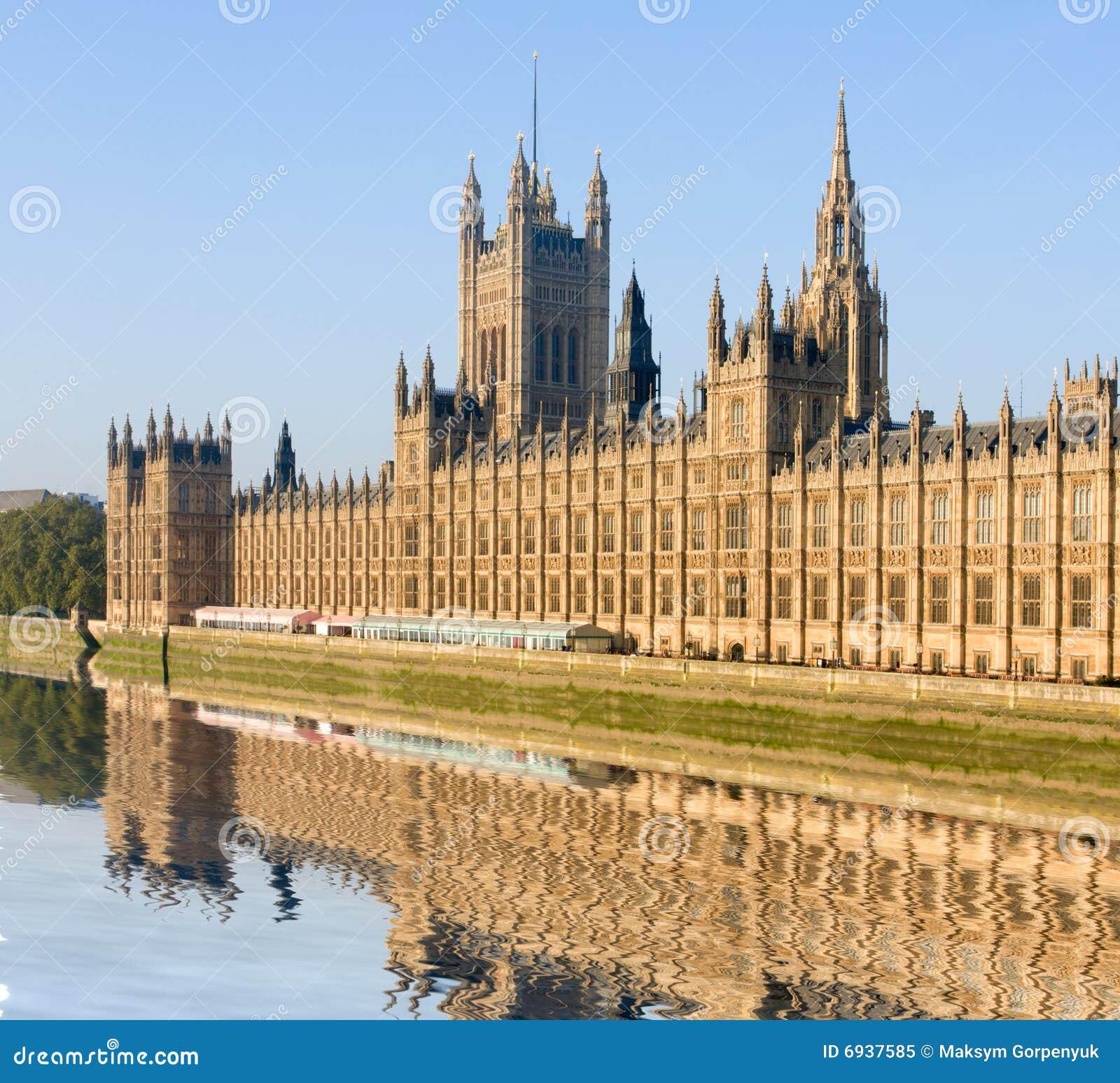 Le parlement de londres de maison photo libre de droits for La maison du monoi