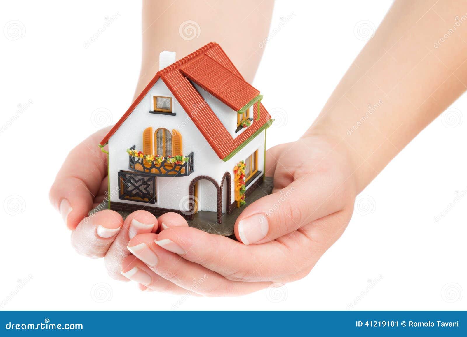 Le patrimoine de concepts remet la maison réelle