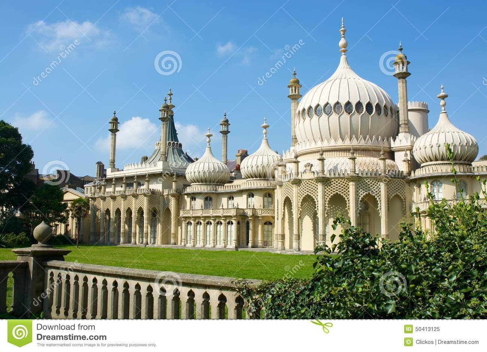 Le pavillon royal brighton
