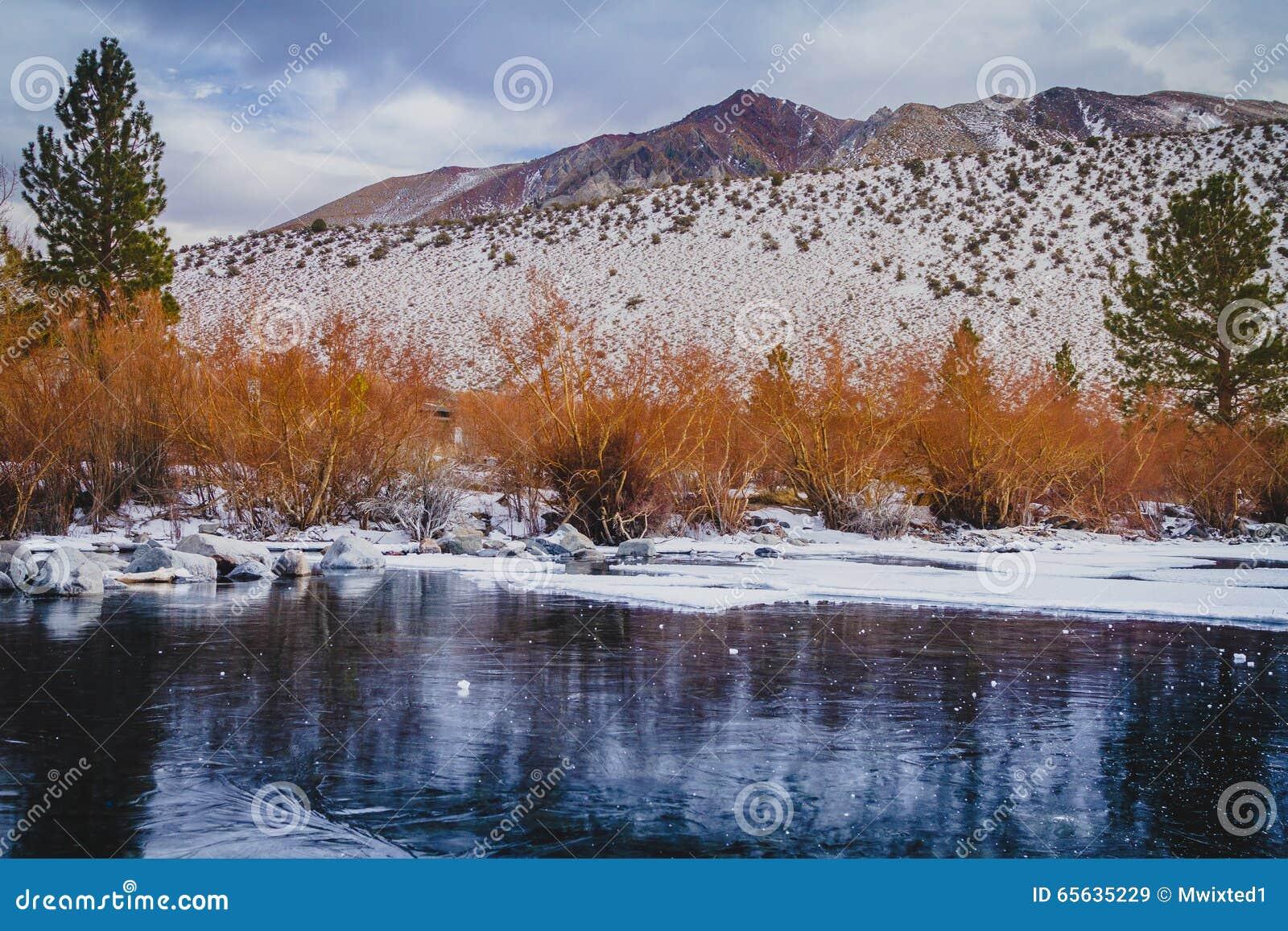 Le pays des merveilles d hiver