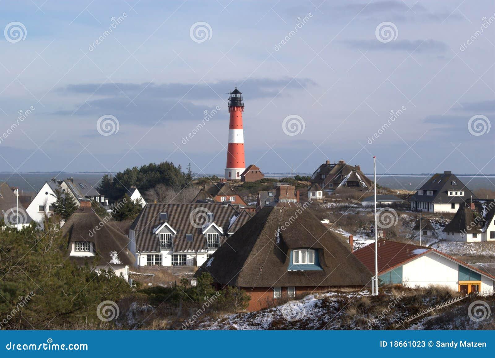 Le phare de Hörnum