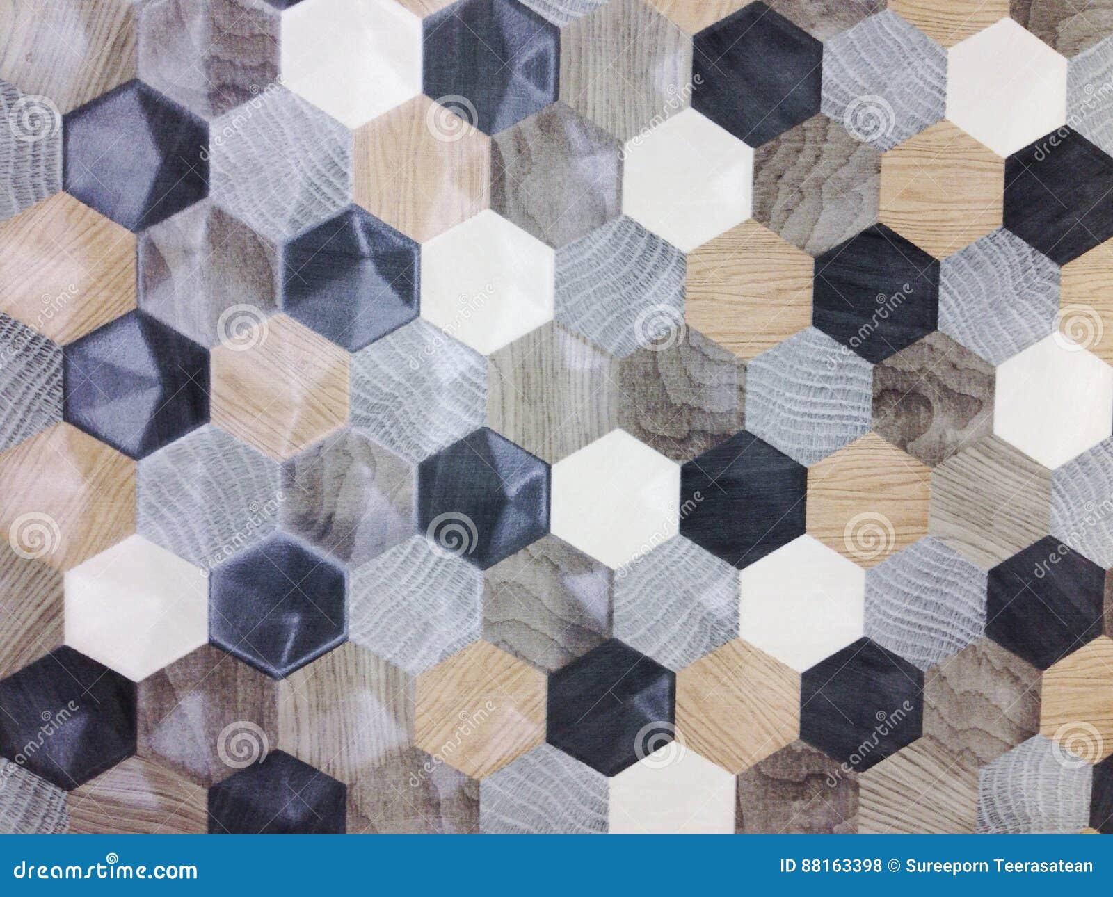 Le piastrelle di ceramica strutturano e fondo fotografia stock