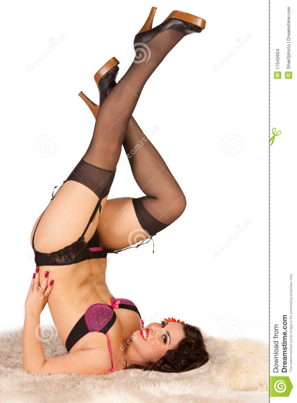 Old Fashioned Nylons