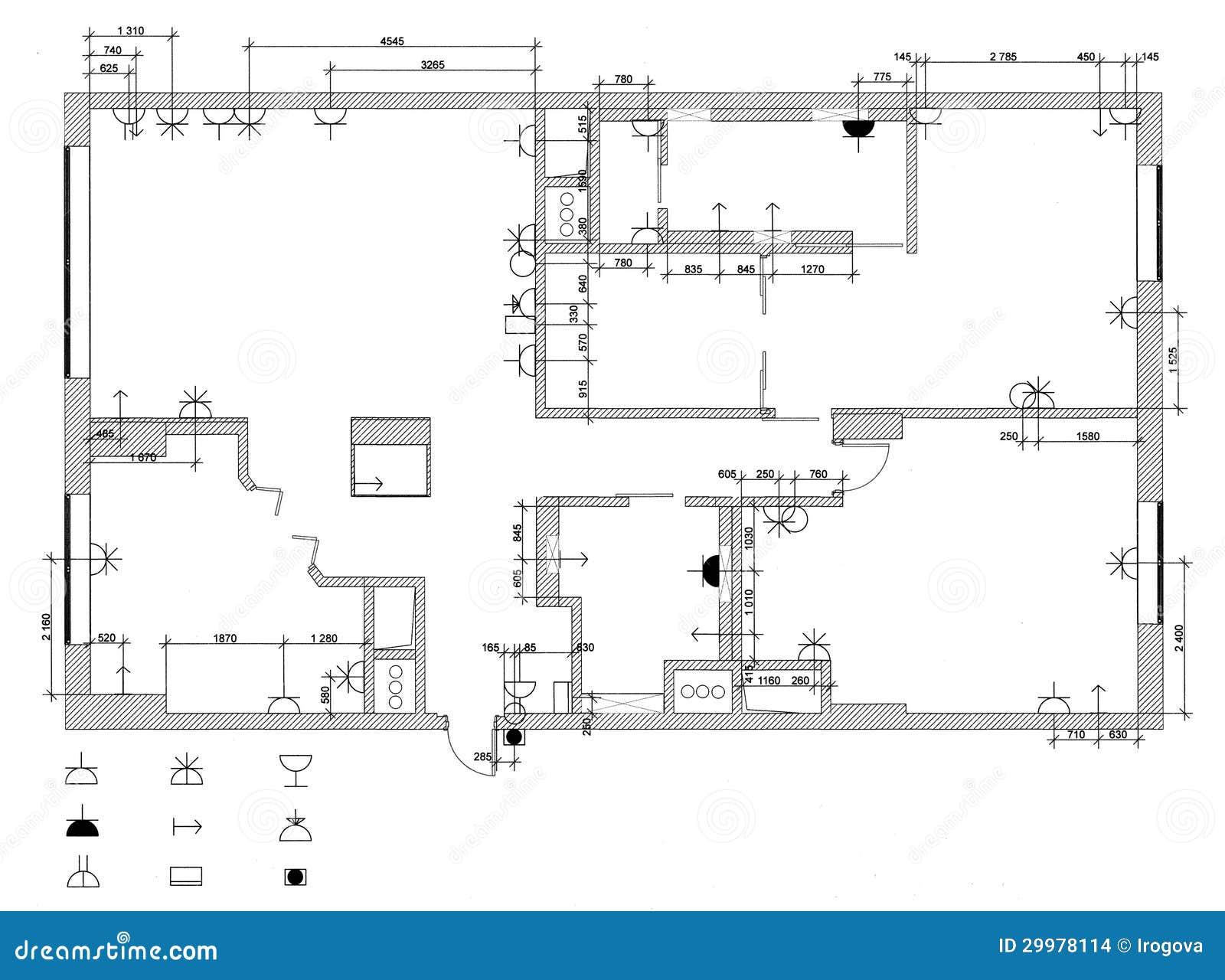 le plan lectrique d 39 quipement photo stock image du ligne electrical 29978114. Black Bedroom Furniture Sets. Home Design Ideas
