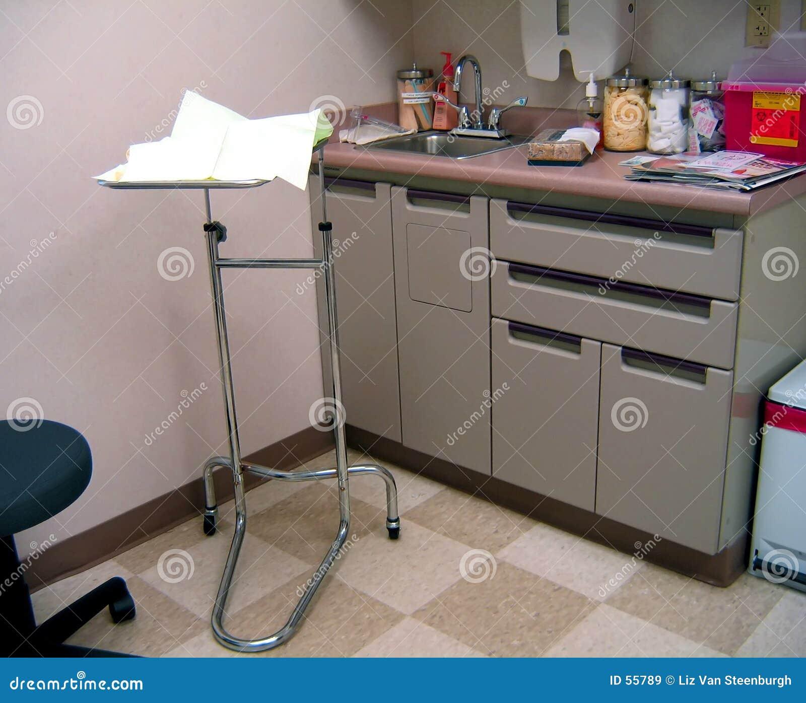 Download Le poste de travail image stock. Image du médical, approvisionnements - 55789