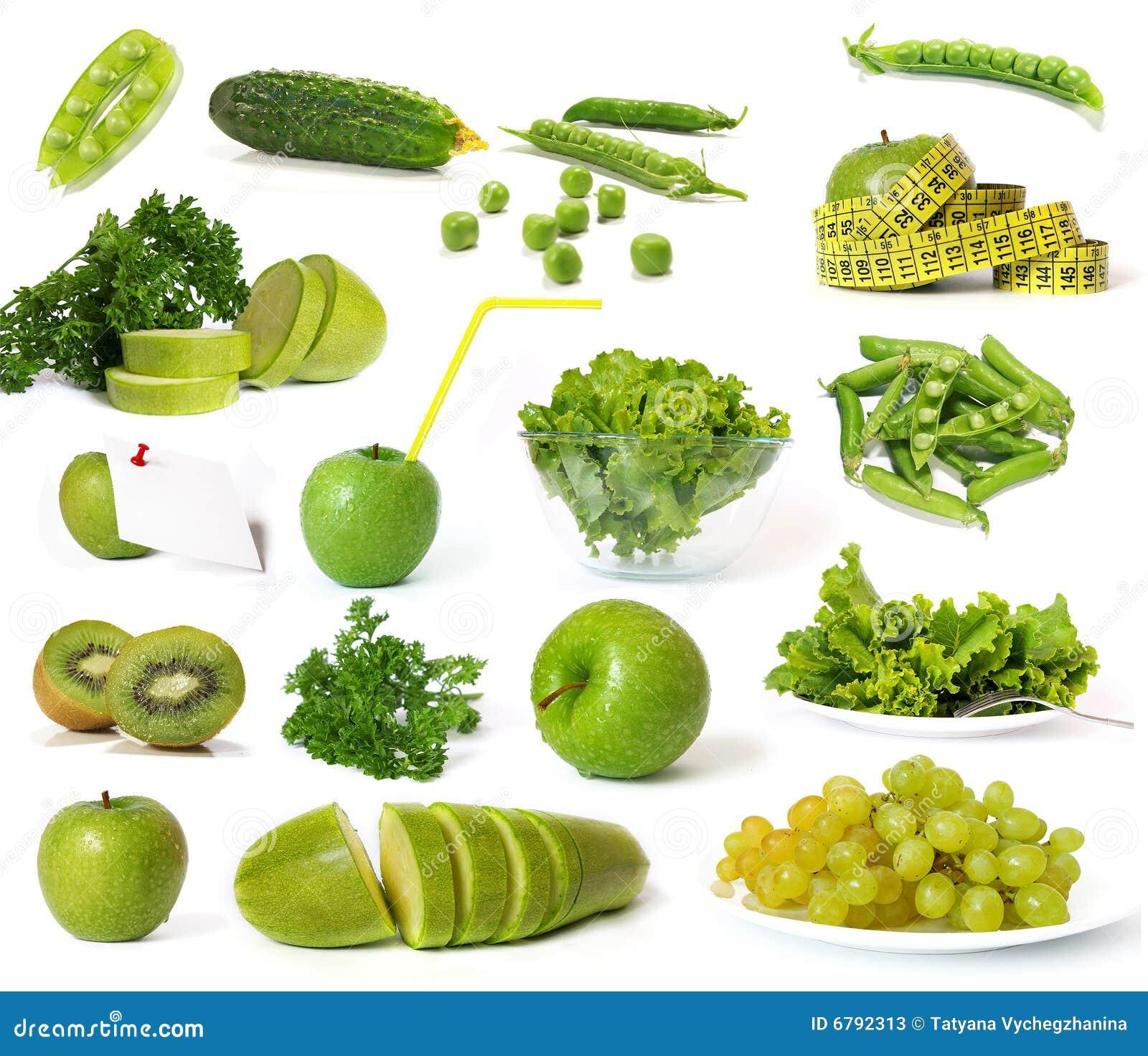le ramassage porte des fruits les l gumes verts image stock image du laitue l gume 6792313. Black Bedroom Furniture Sets. Home Design Ideas