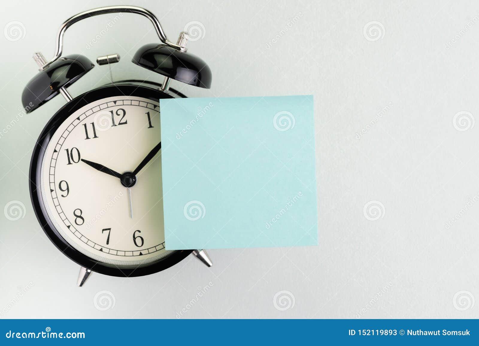 Le Rappel Temps Date Butoir Arrêtent Le Concept De