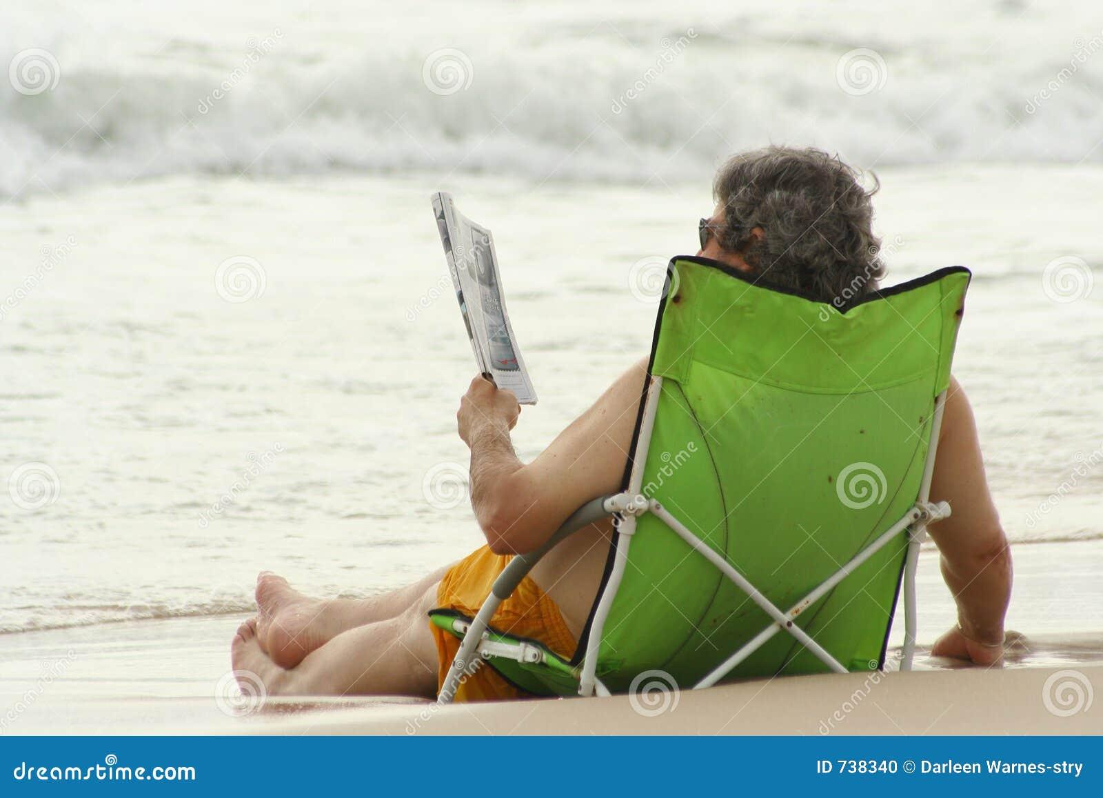 Le relevé de plage aussi
