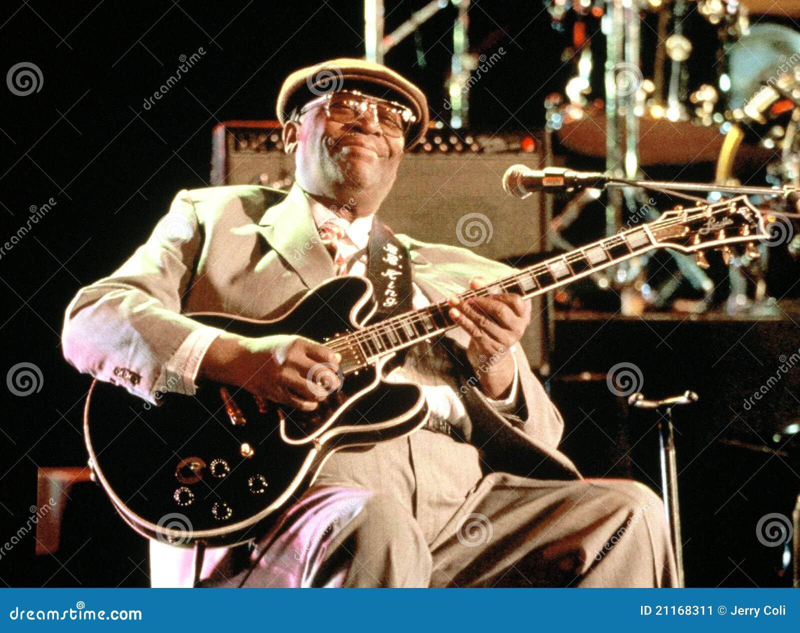 Le Roi Blues Legend de BB