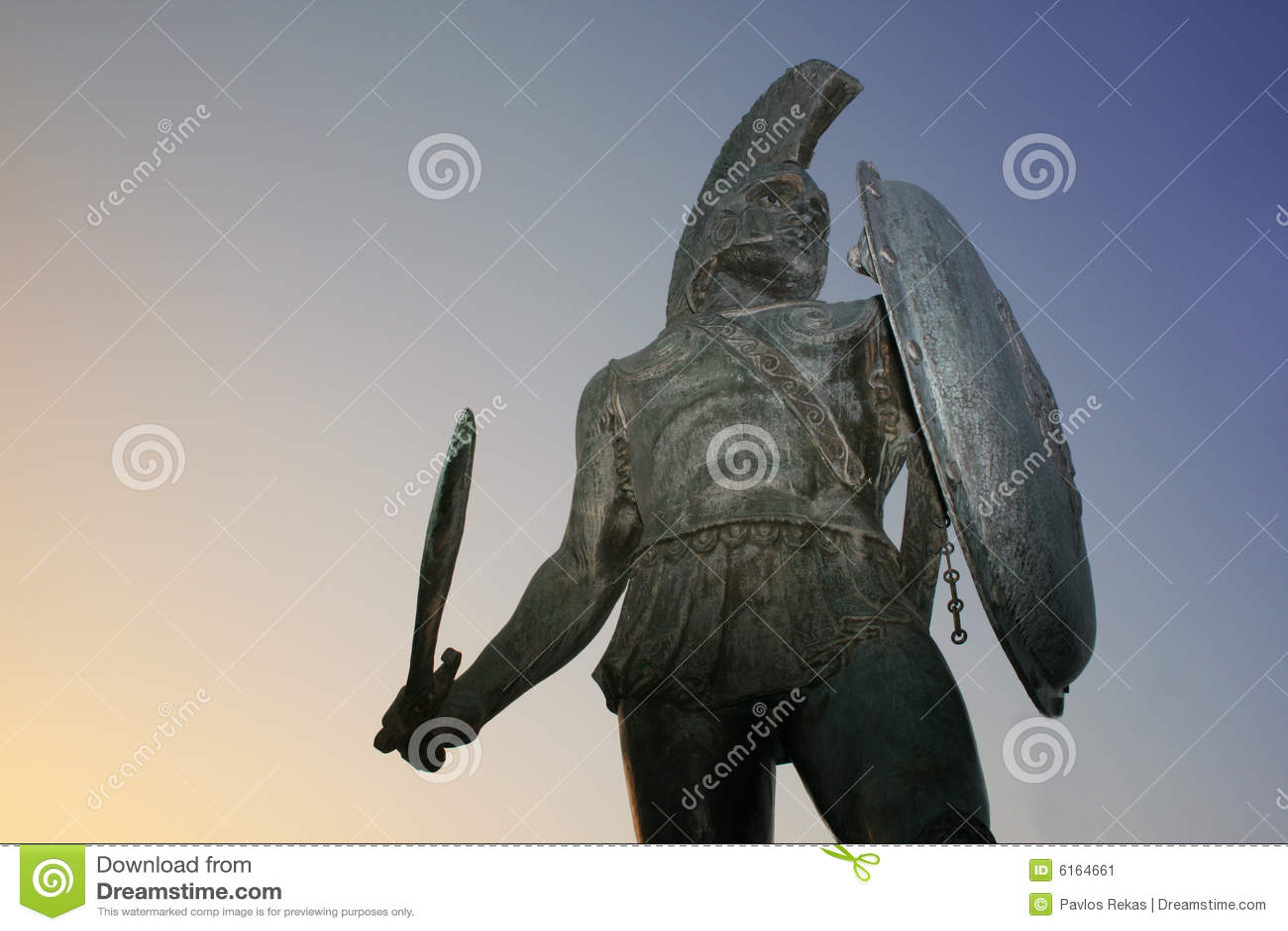 Le Roi Leonidas, Sparta