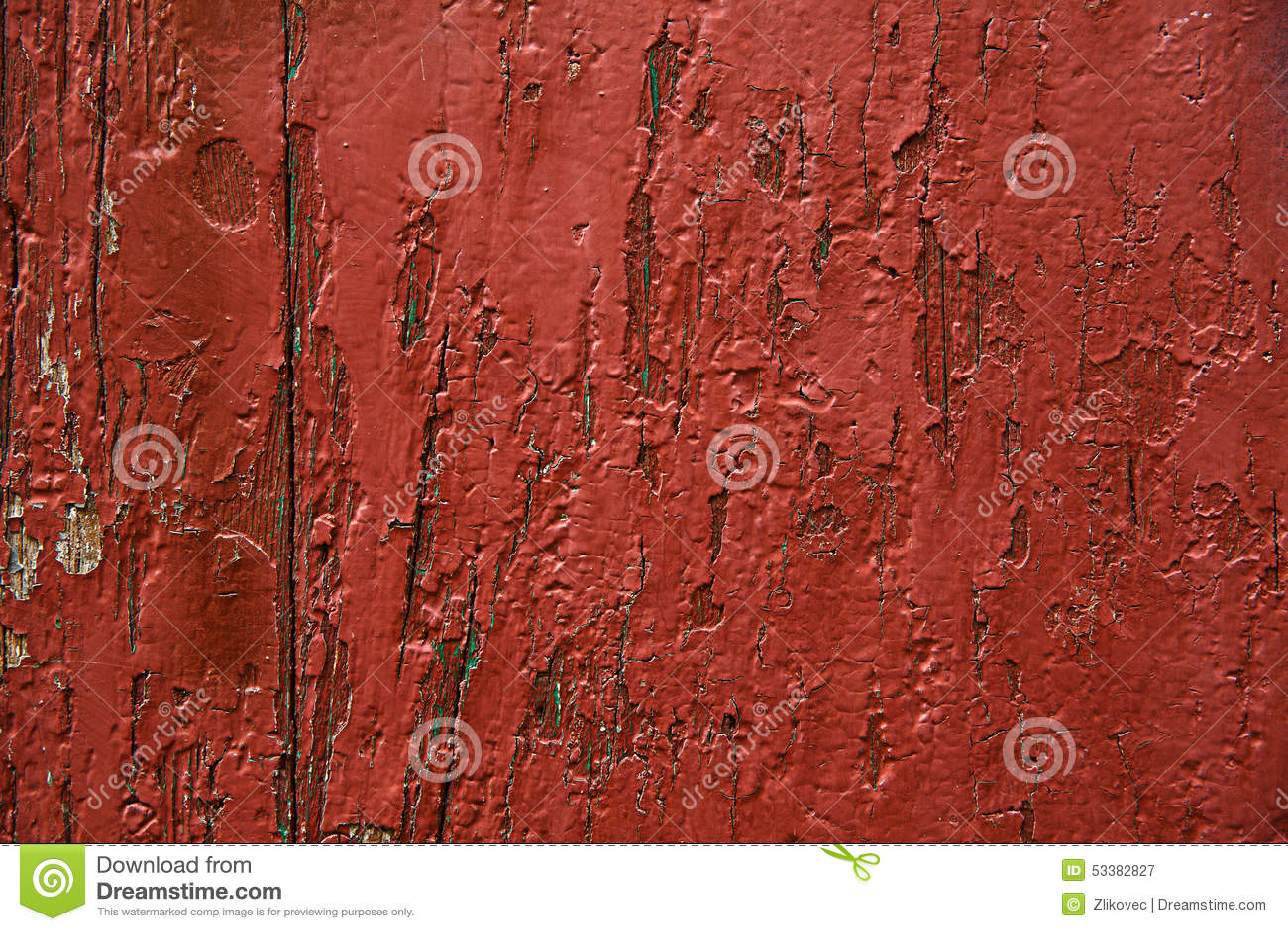 Le rouge a peint le panneau en bois fond papier peint - Papier peint panneau decoratif ...