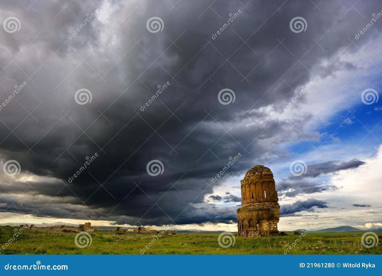 Le rovine del Ani