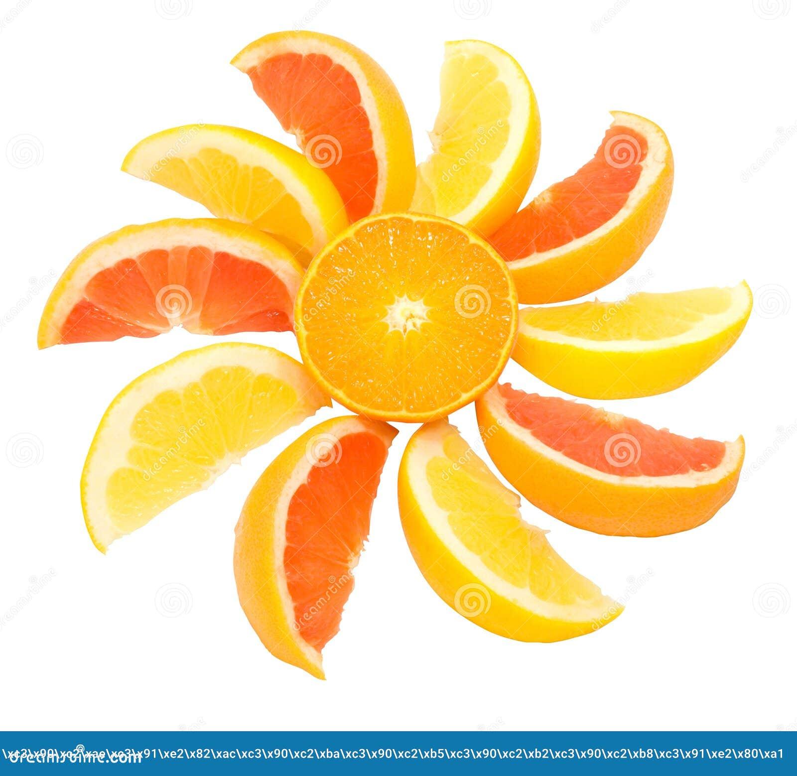 Le soleil de citron