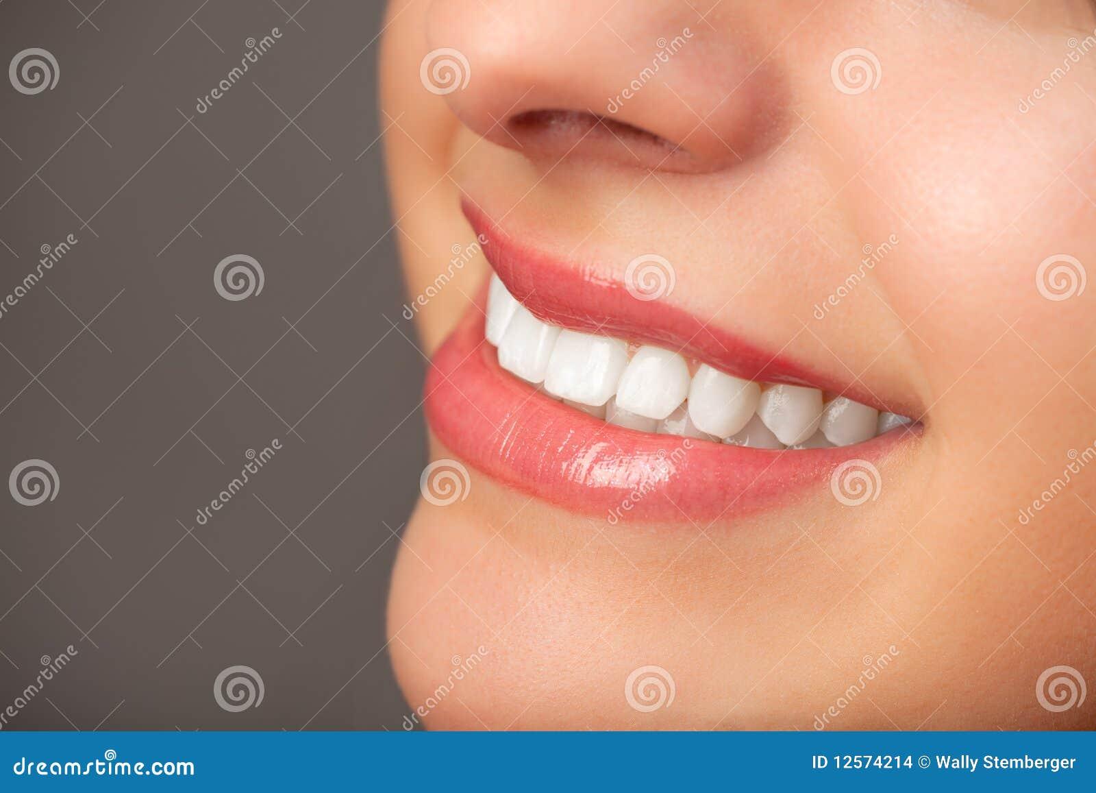 Le sourire d une femme