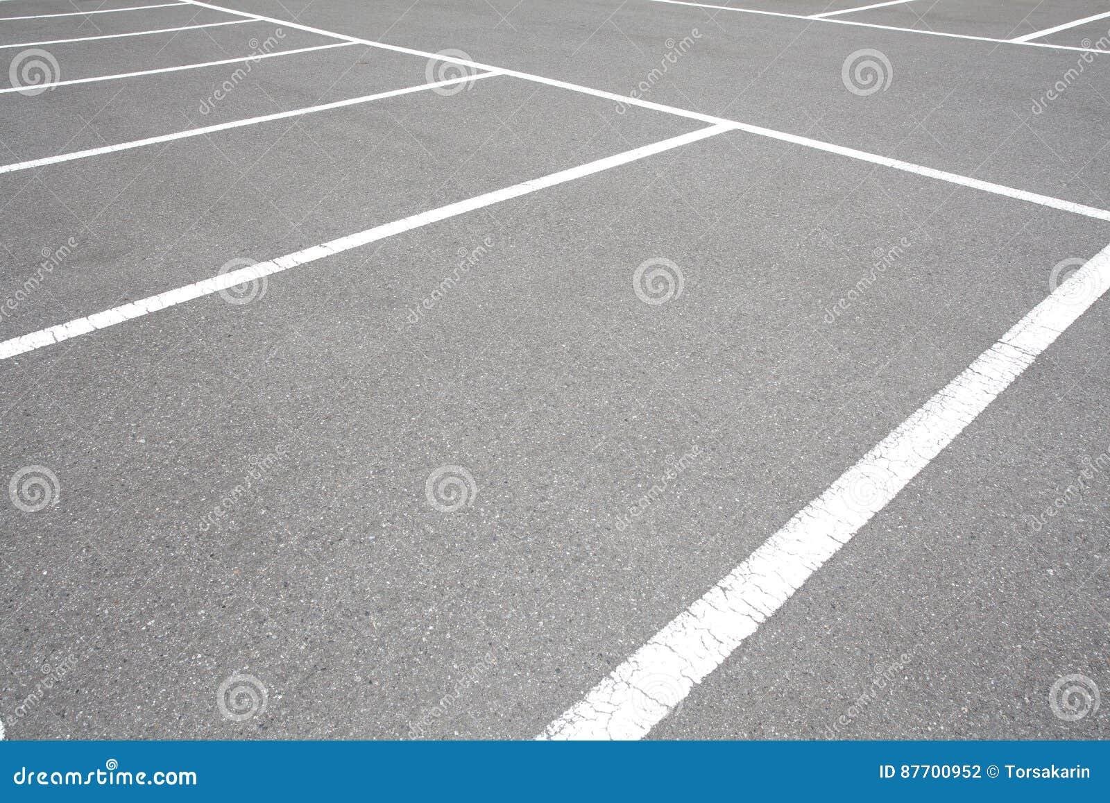 Le stationnement de véhicule