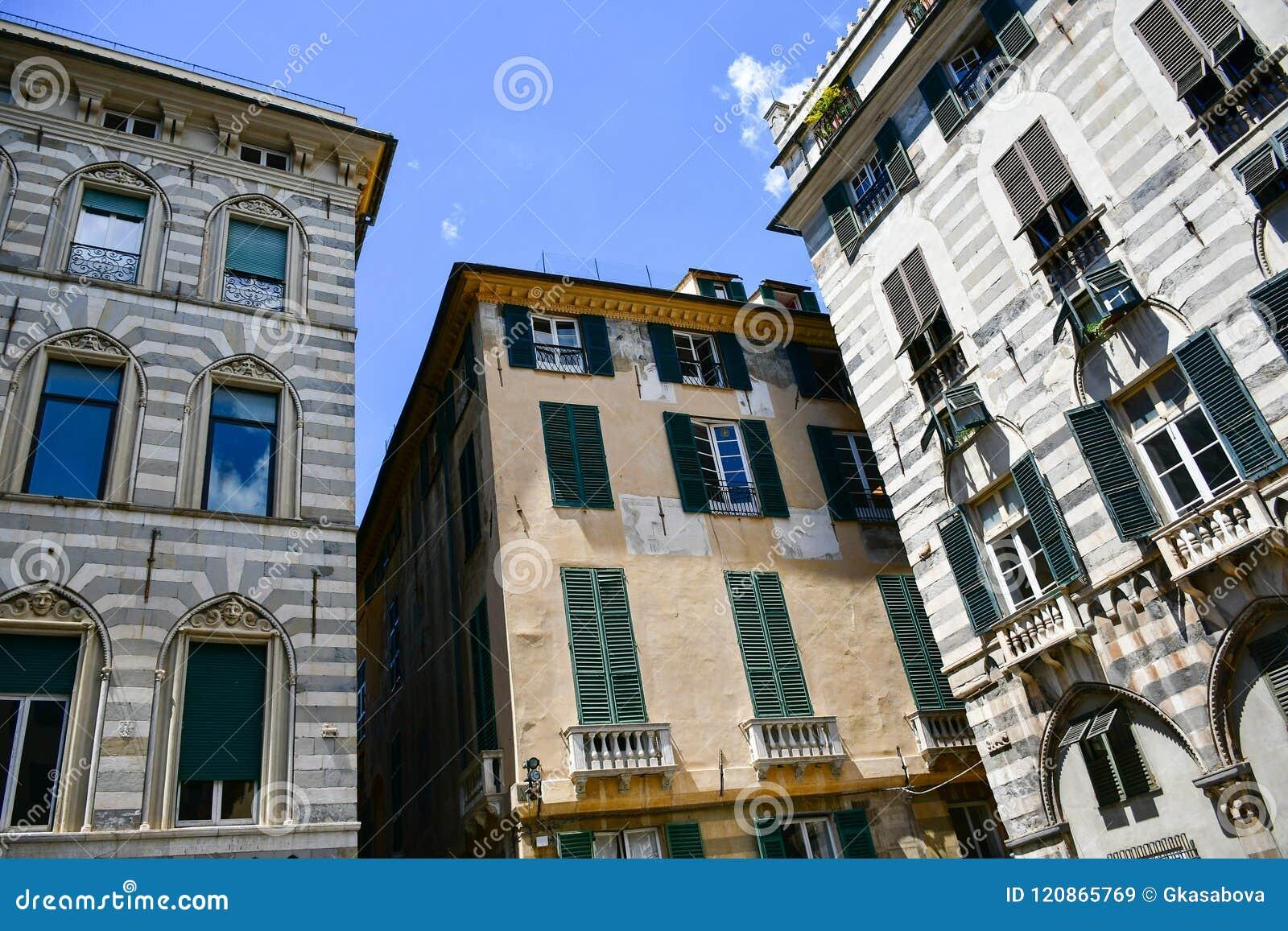 LE Strade Nuove Γένοβα, Ιταλία